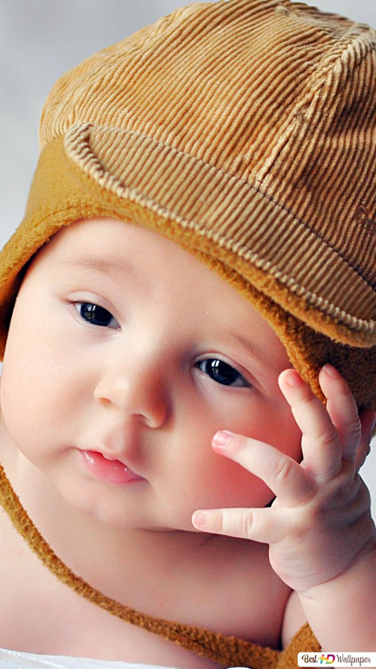 Cute Baby Hd Wallpaper Download