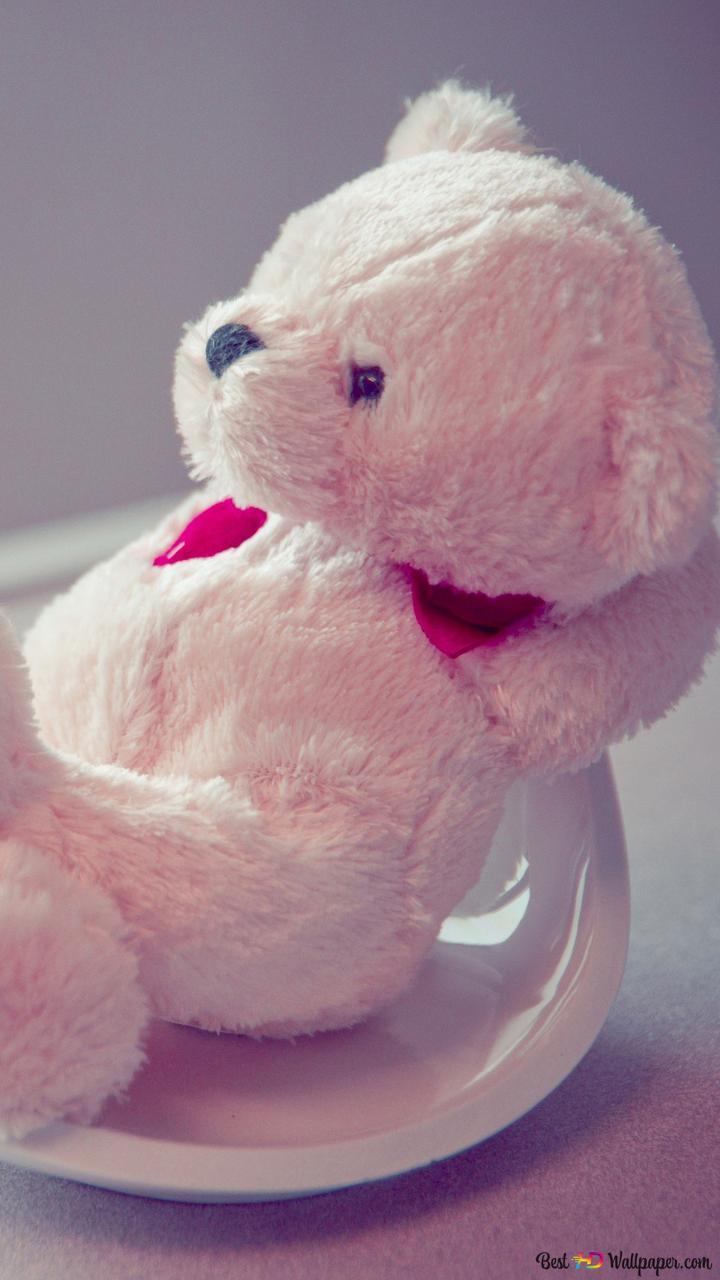Cute Teddy Bear Hd Wallpaper Download