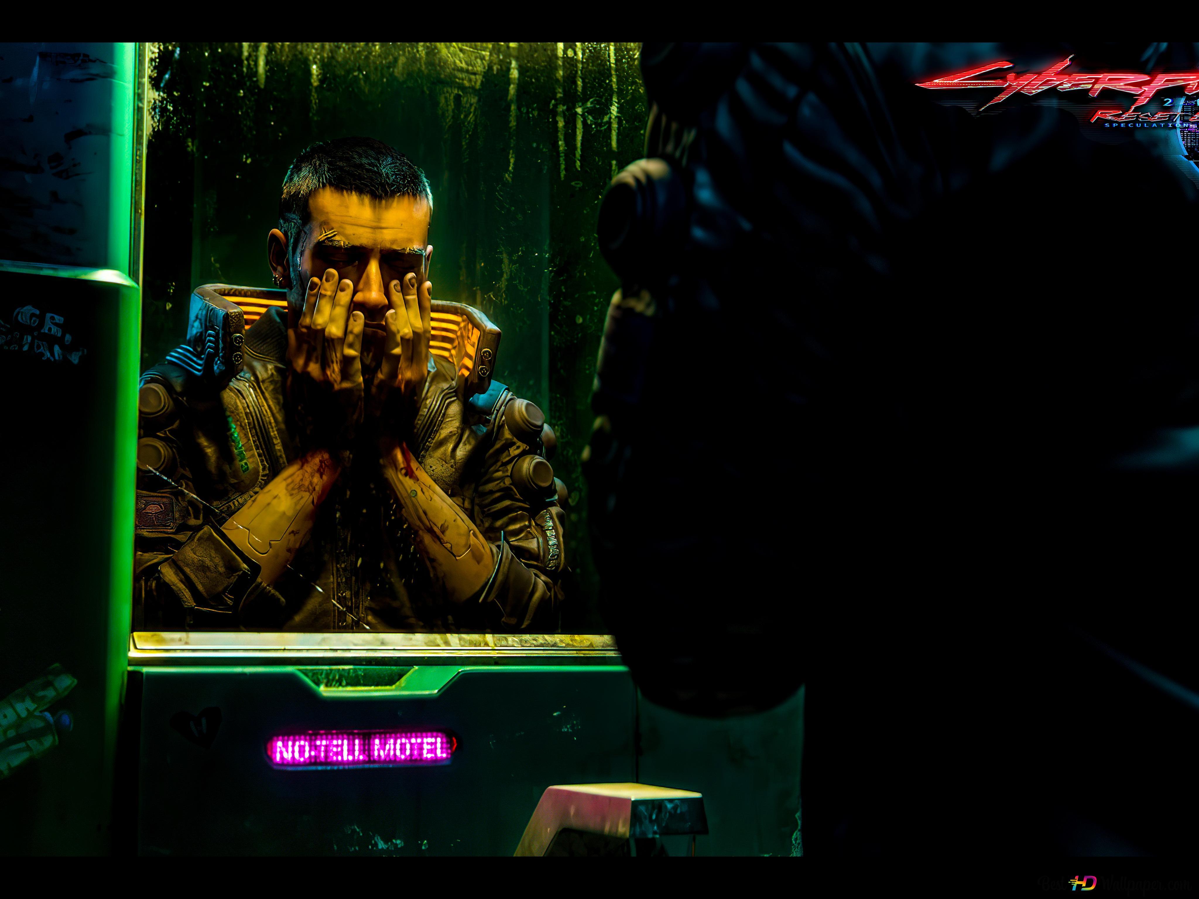 Cyberpunk 2077 - Samurai Washing Face 8K 4K HD wallpaper ...