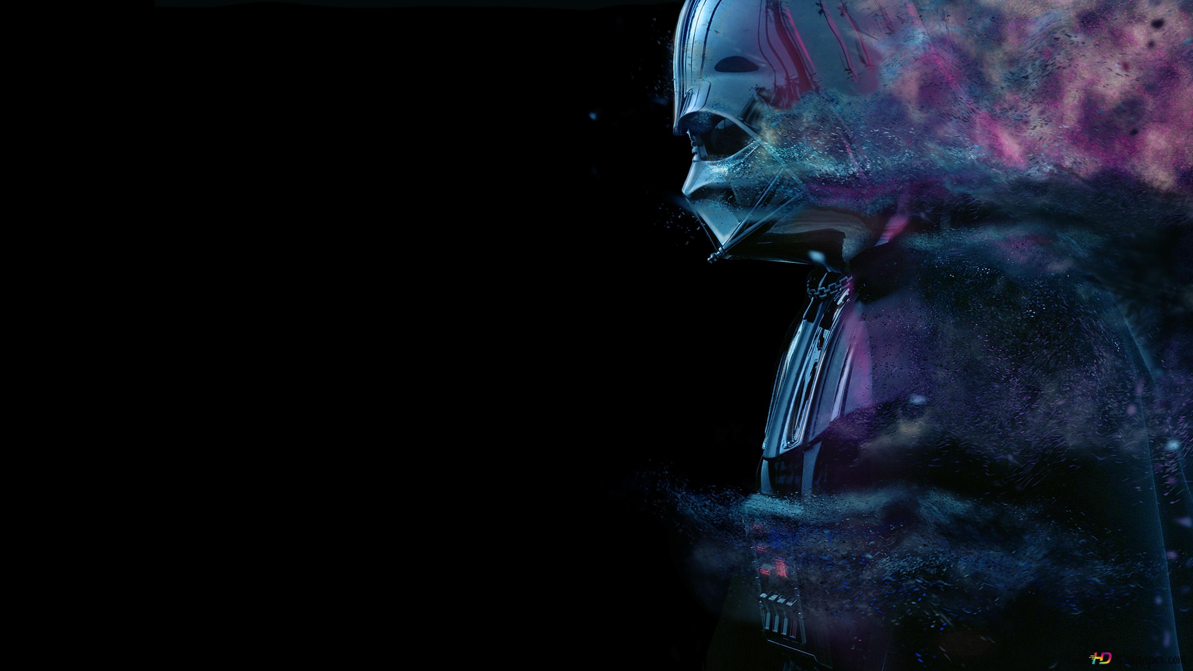 Dark Darth Vader Hd Wallpaper Download