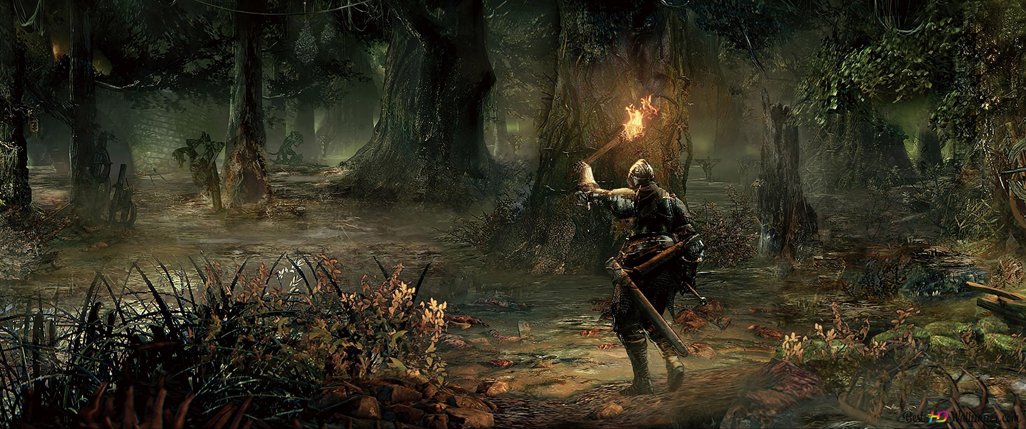 Dark Souls Iii Action Game Hd Wallpaper Download
