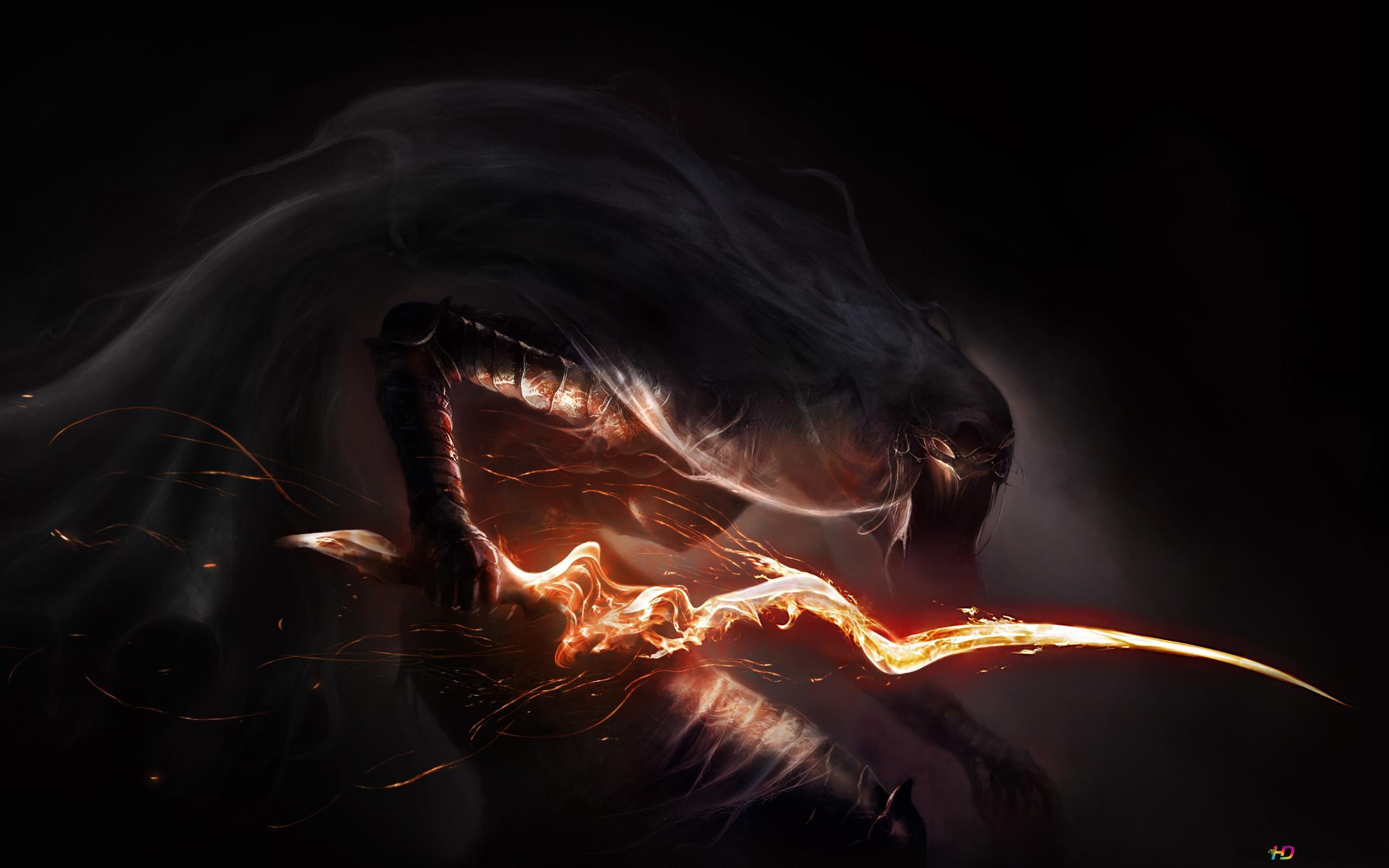 Dark Souls Iii Dark Spirit Hd Wallpaper Download