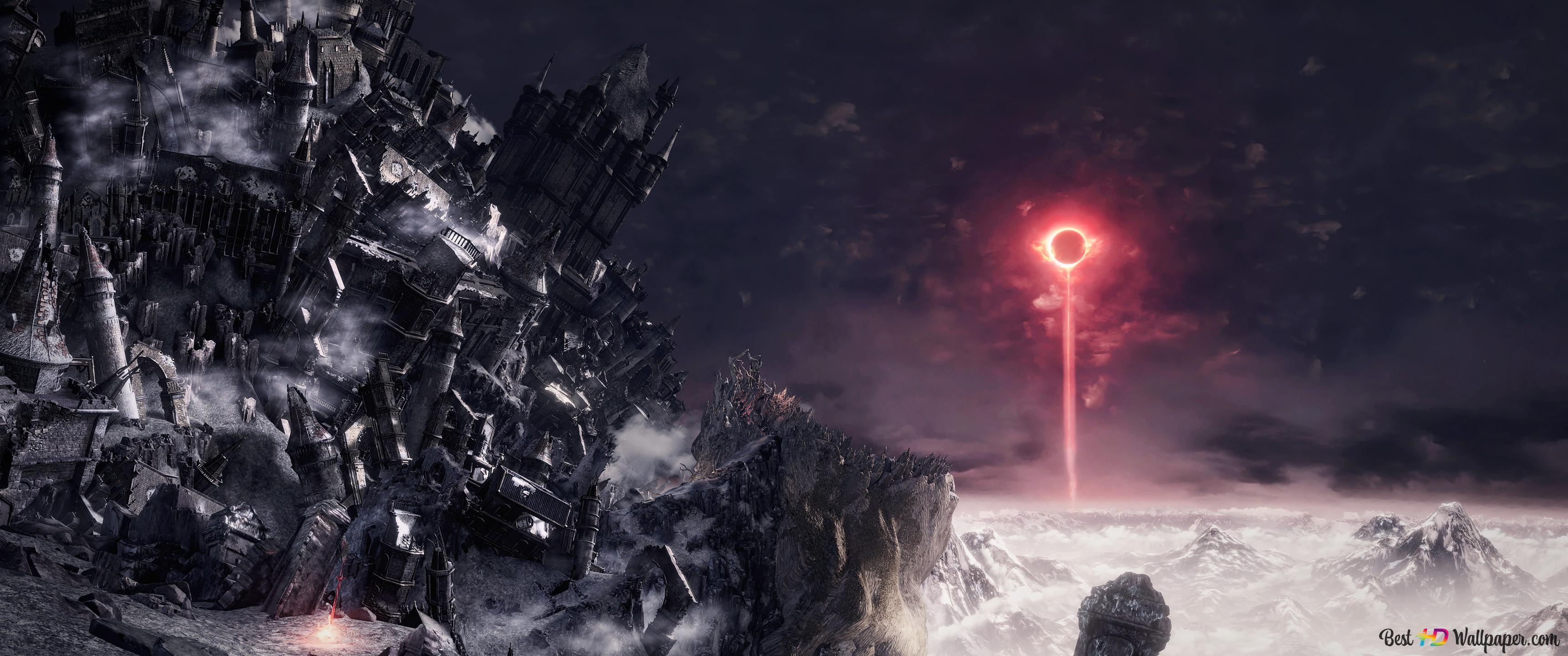 Dark Souls Iii Kiln Of The First Flame Hd Wallpaper Download