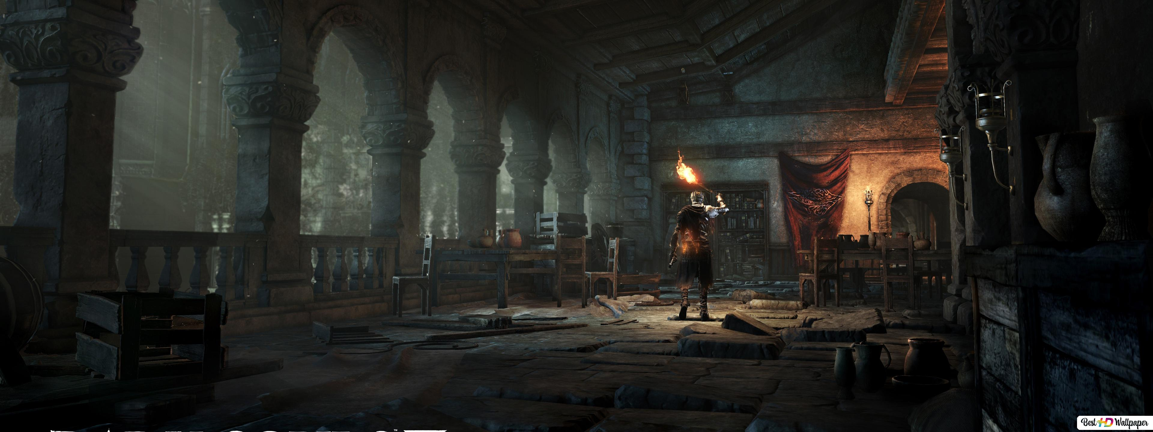 Dark Souls Iii Satellite Award Winning Game Hd Wallpaper Download
