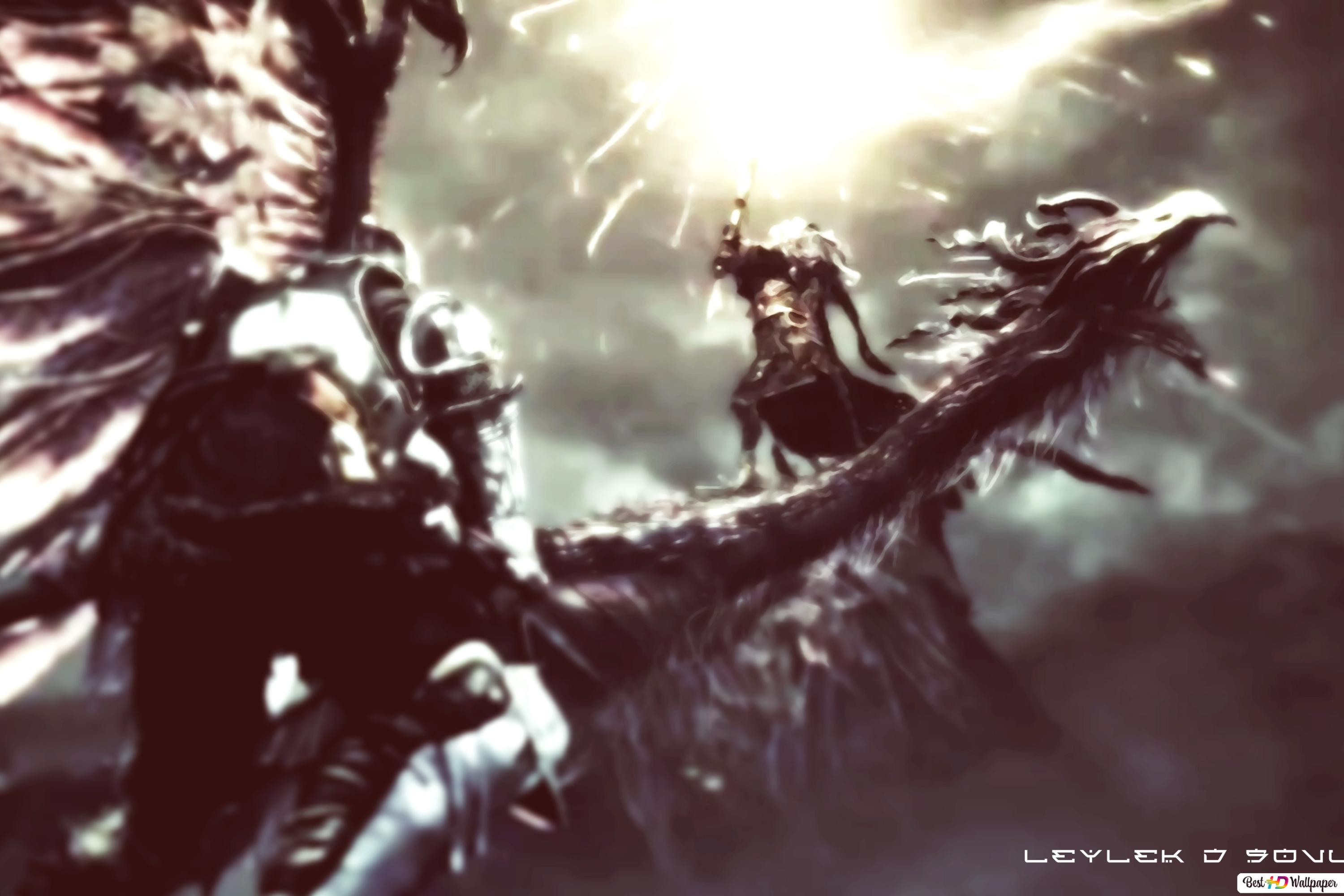 Dark Souls Last Boss Hd Wallpaper Download