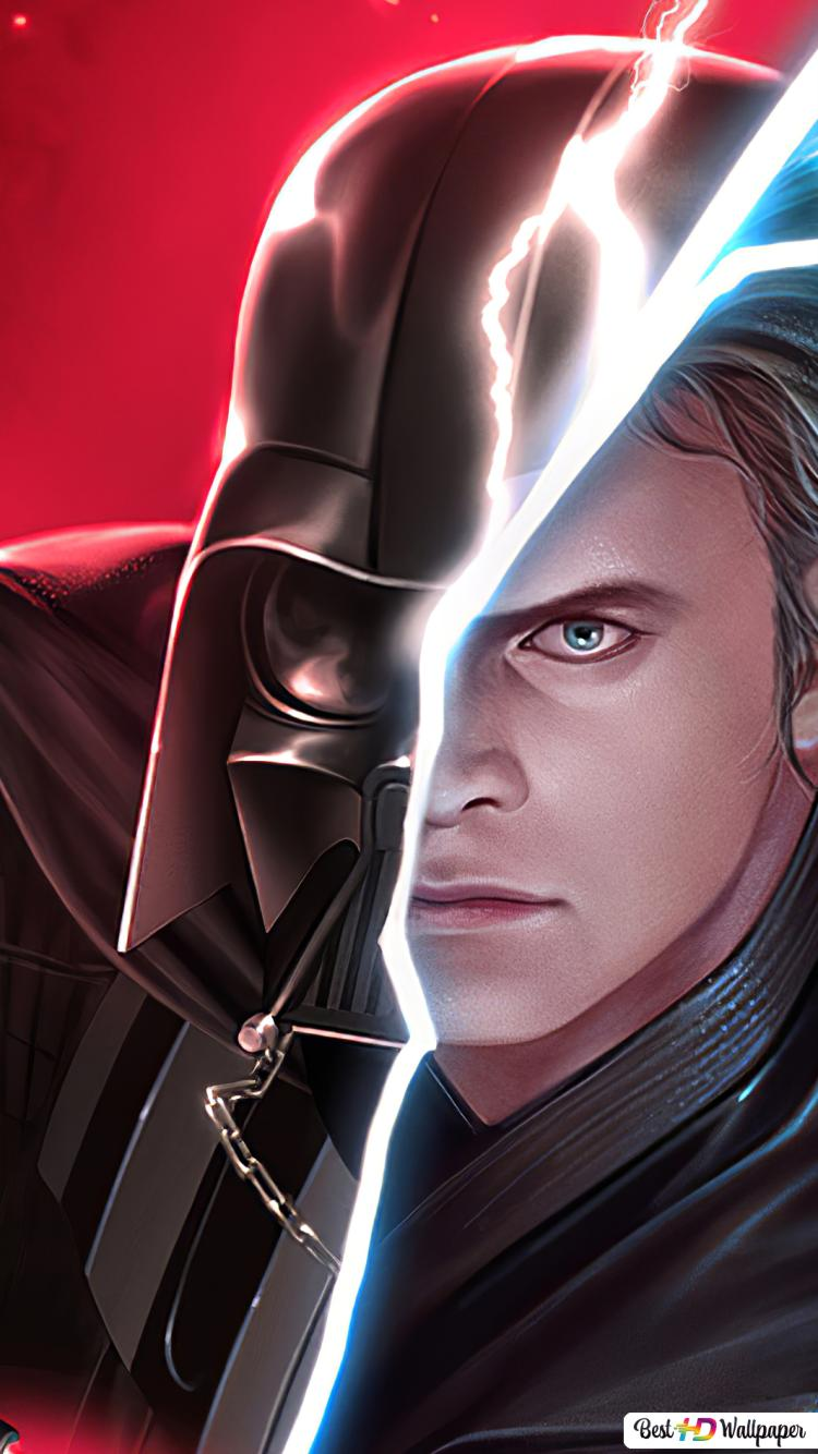 Darth Vader Anakin Skywalker Hd Wallpaper Download