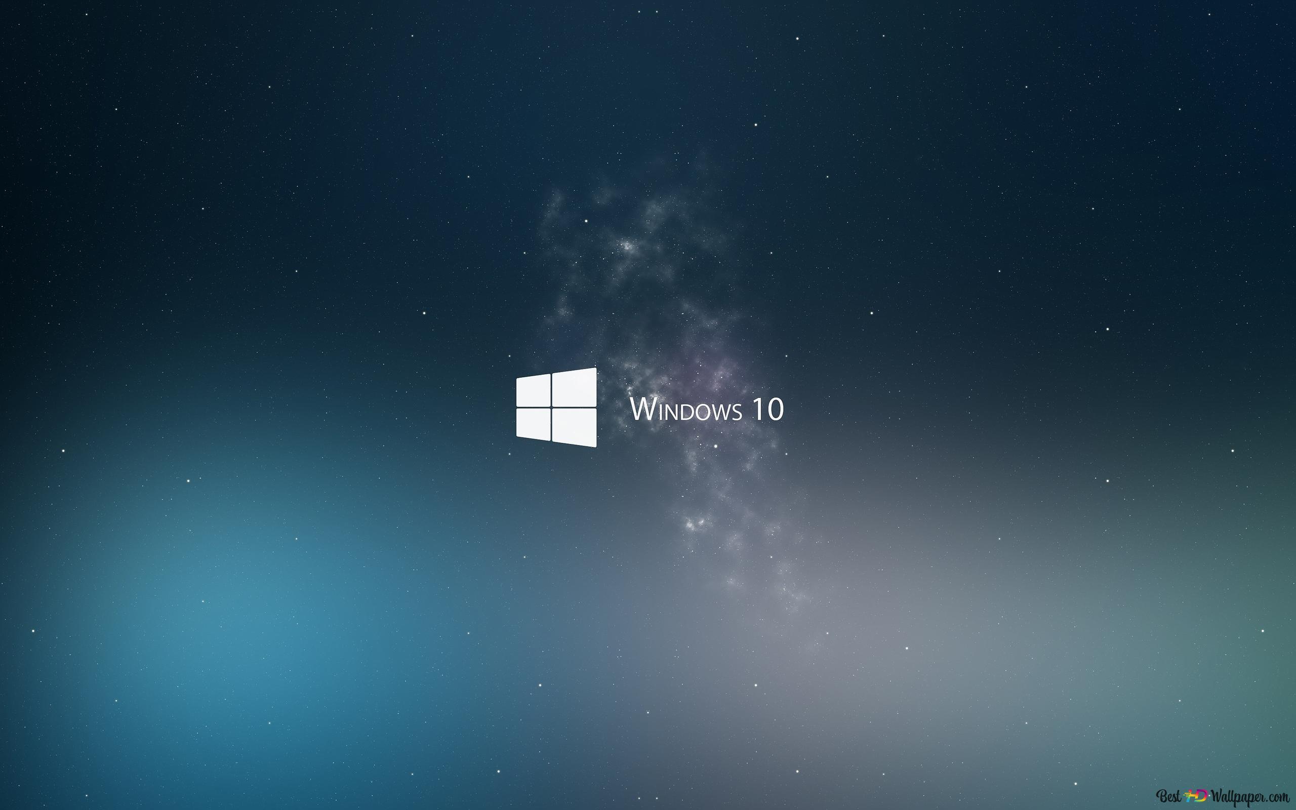 的windows 10操作系统高清壁纸下载