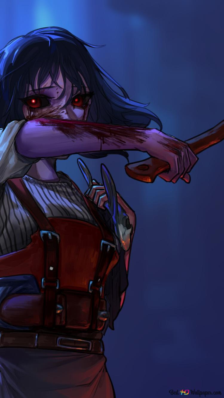 Dead By Daylight Huntress Hd Wallpaper Download