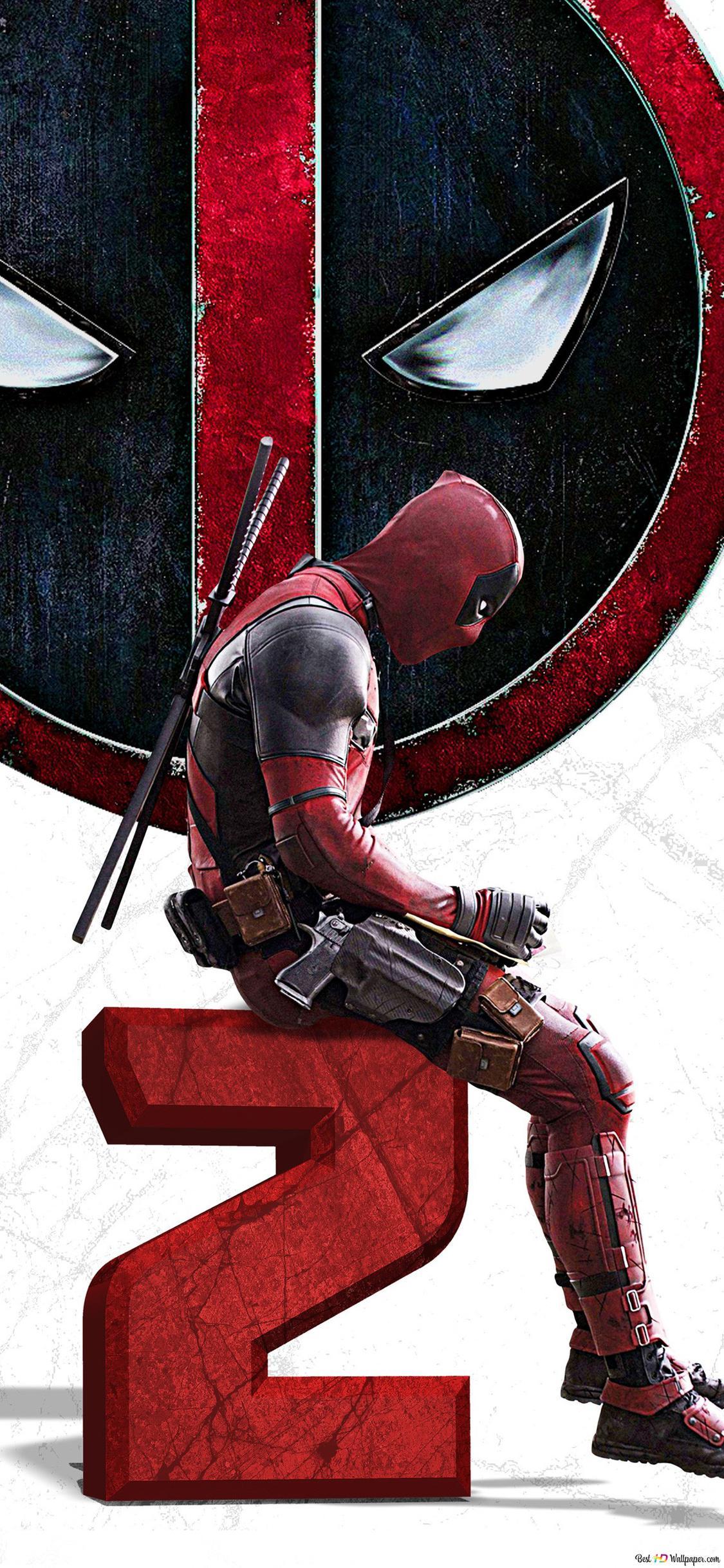 Deadpool 2 Hd Wallpaper Download