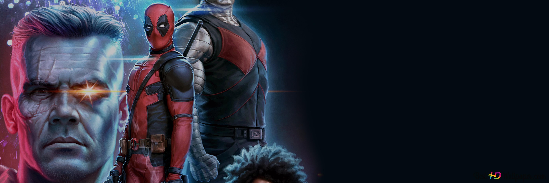Deadpool Ii Hd Wallpaper Download
