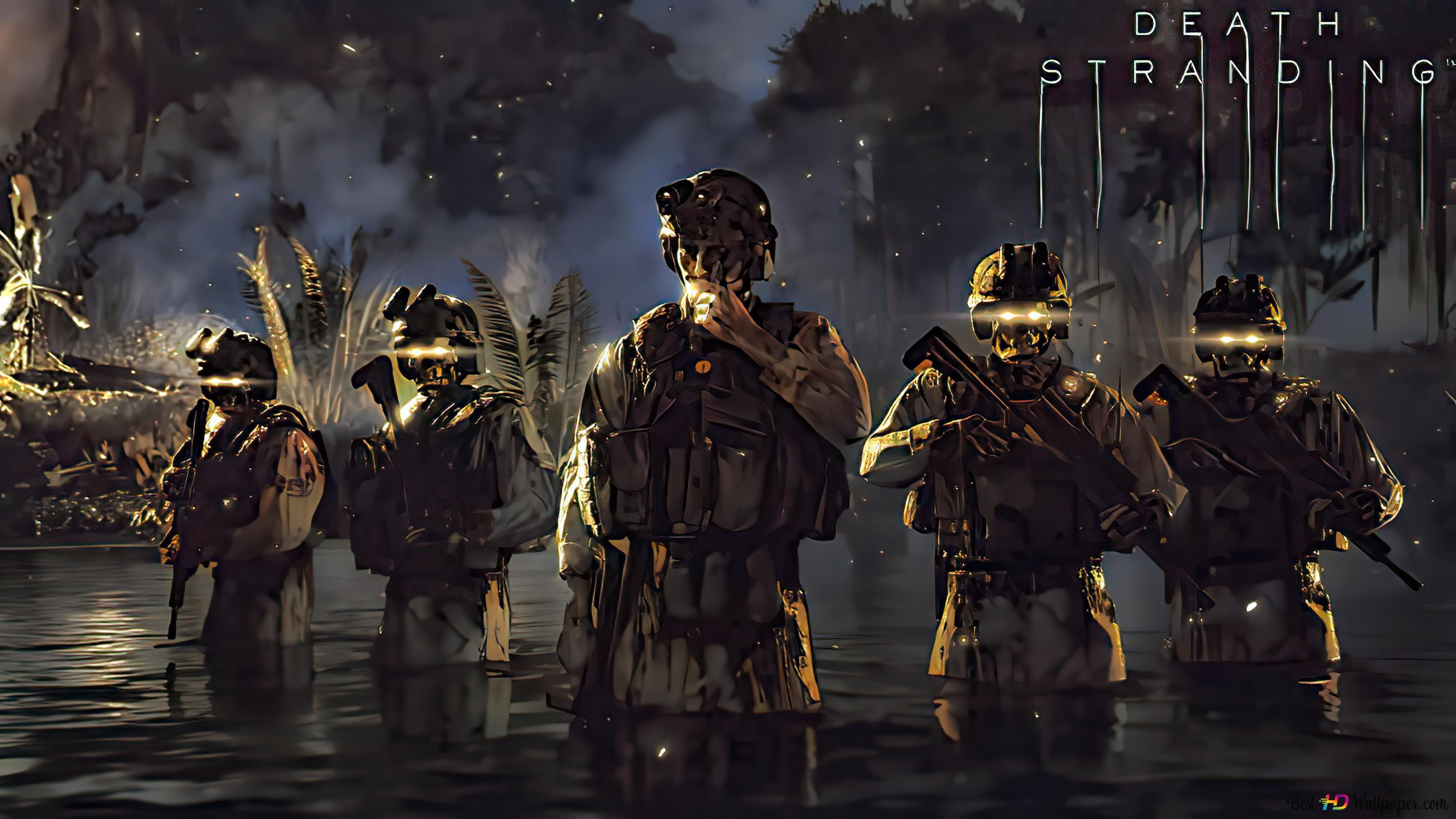 Death Stranding - CLIFF WAR 8K 4K HD wallpaper download