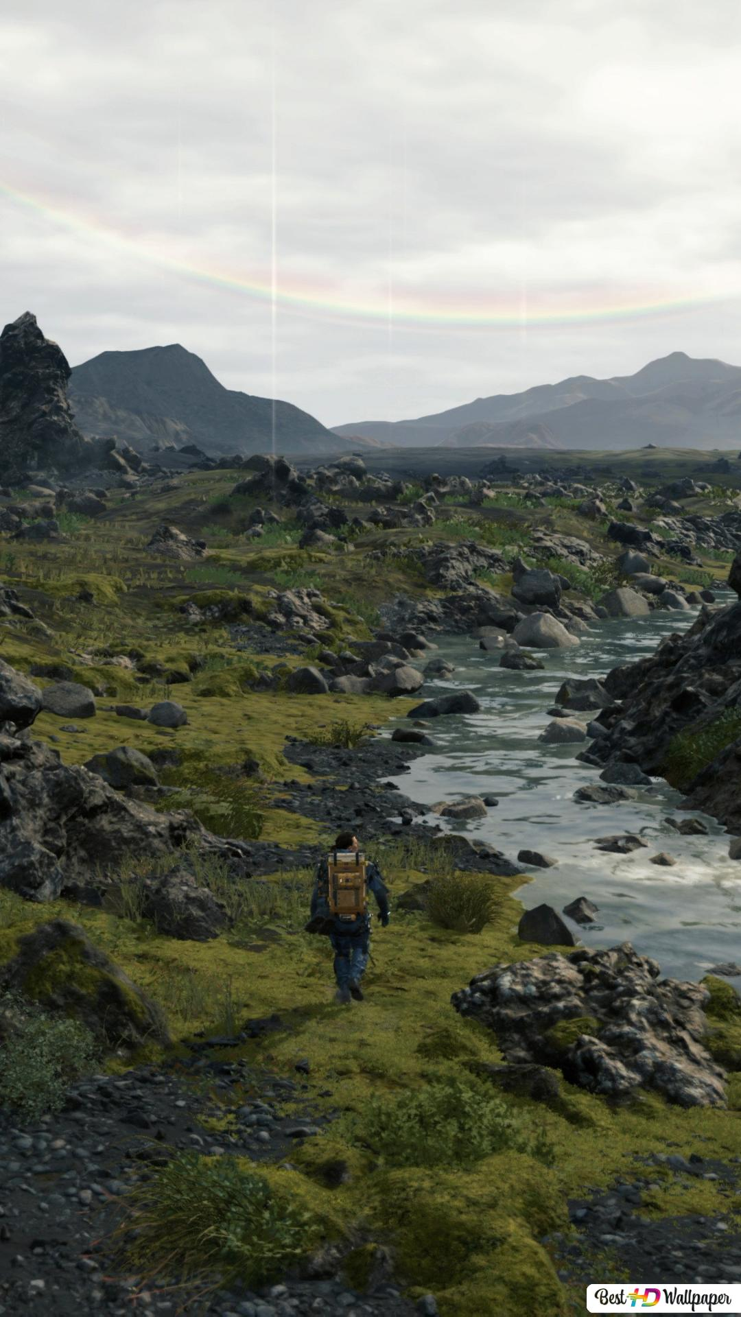 Death Stranding Hd Wallpaper Download