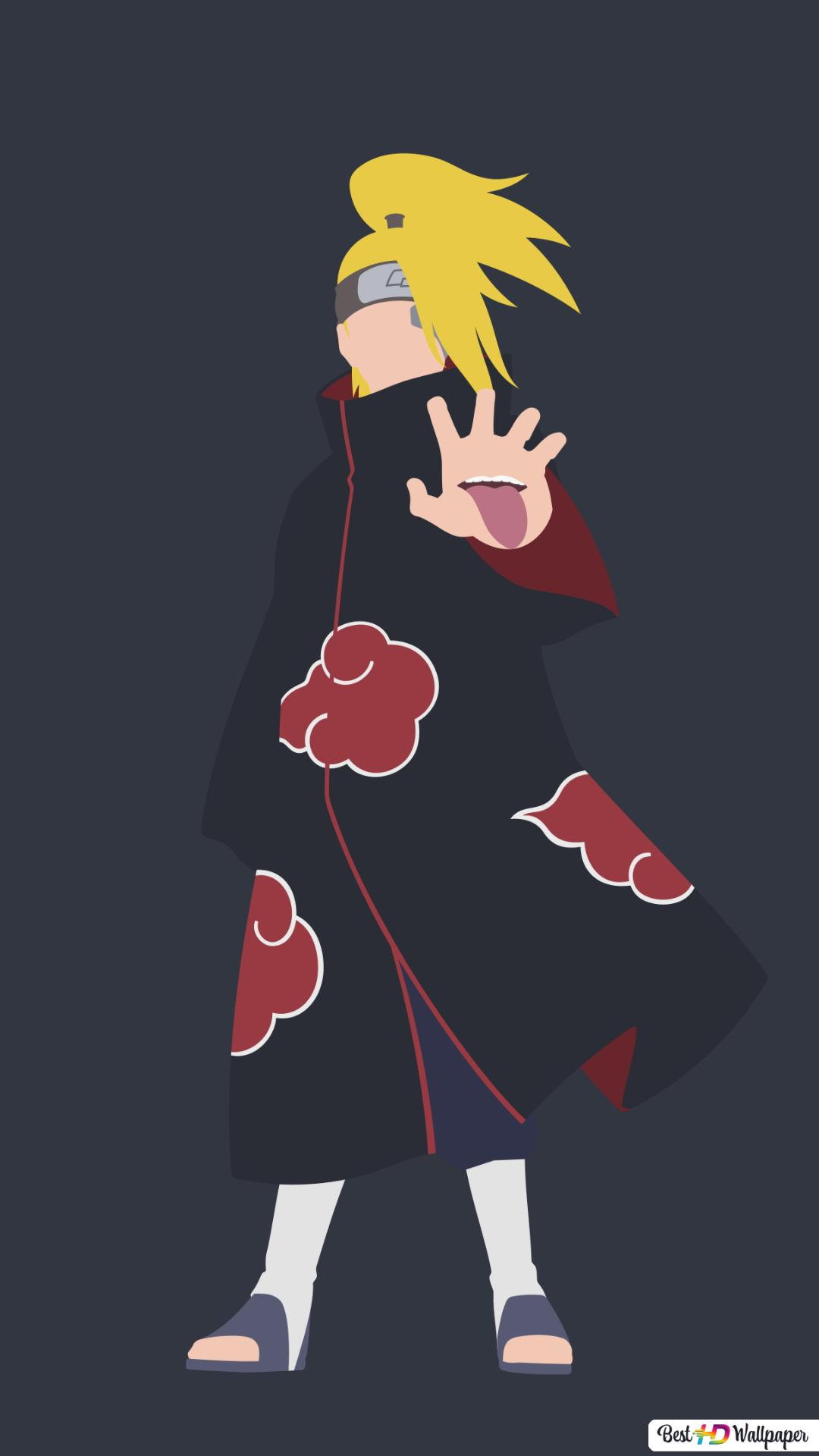deidara of naruto wallpaper 1080x1920 6466 165