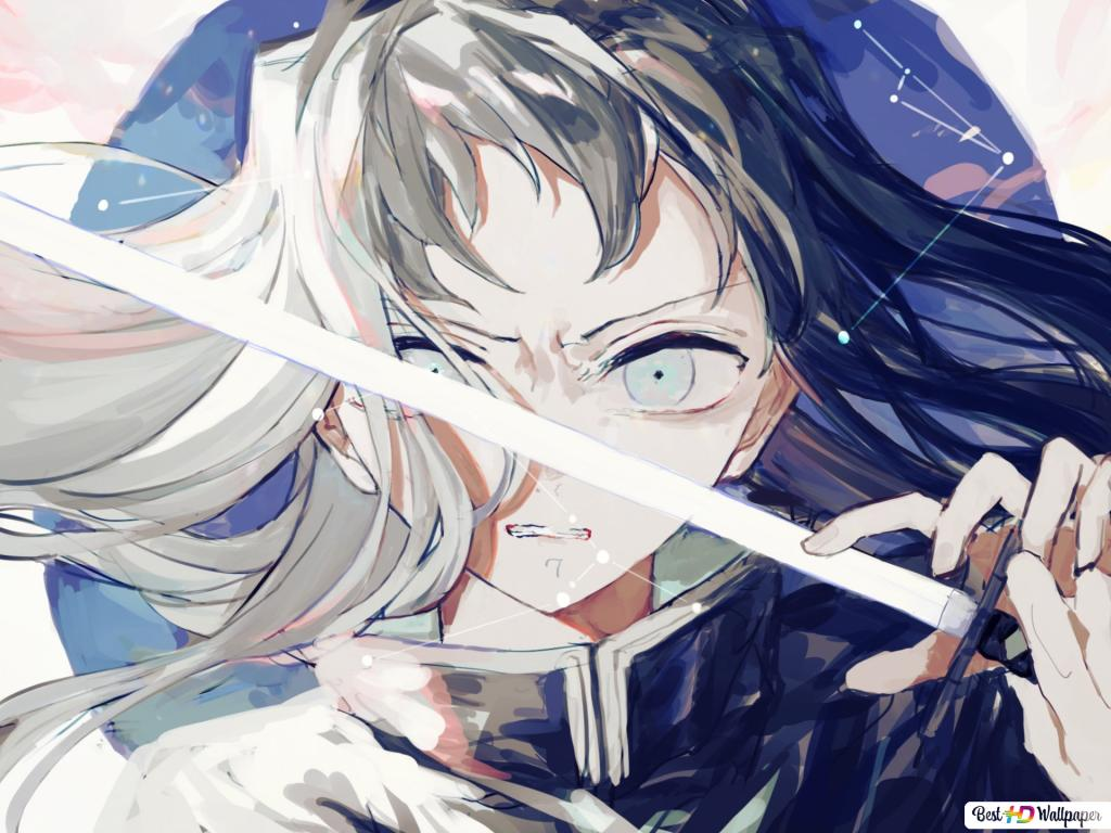 Demon Slayer : Kimetsu No Yaiba Anime HD wallpaper download