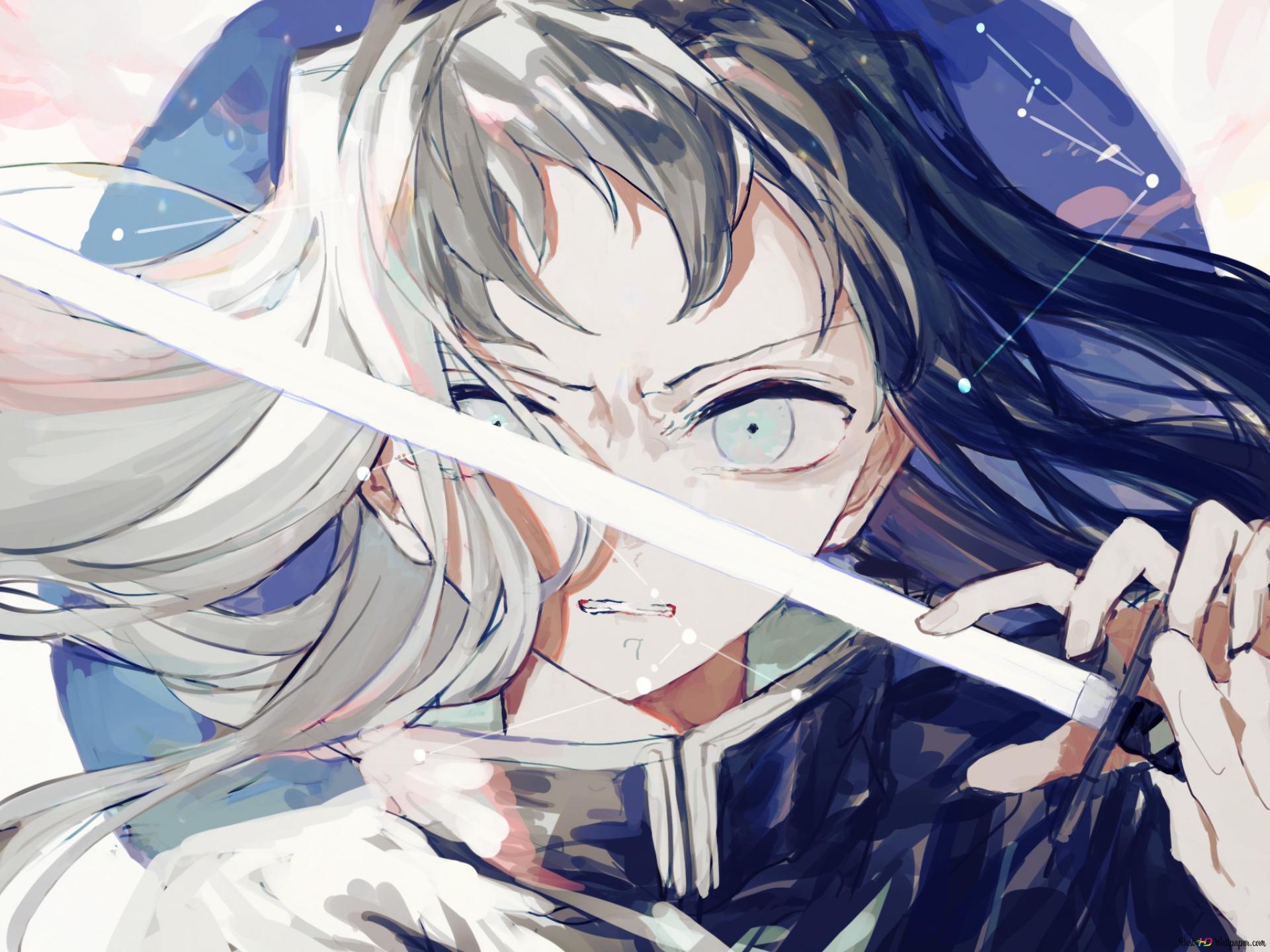 Demon Slayer : Kimetsu No Yaiba Anime HD wallpaper download