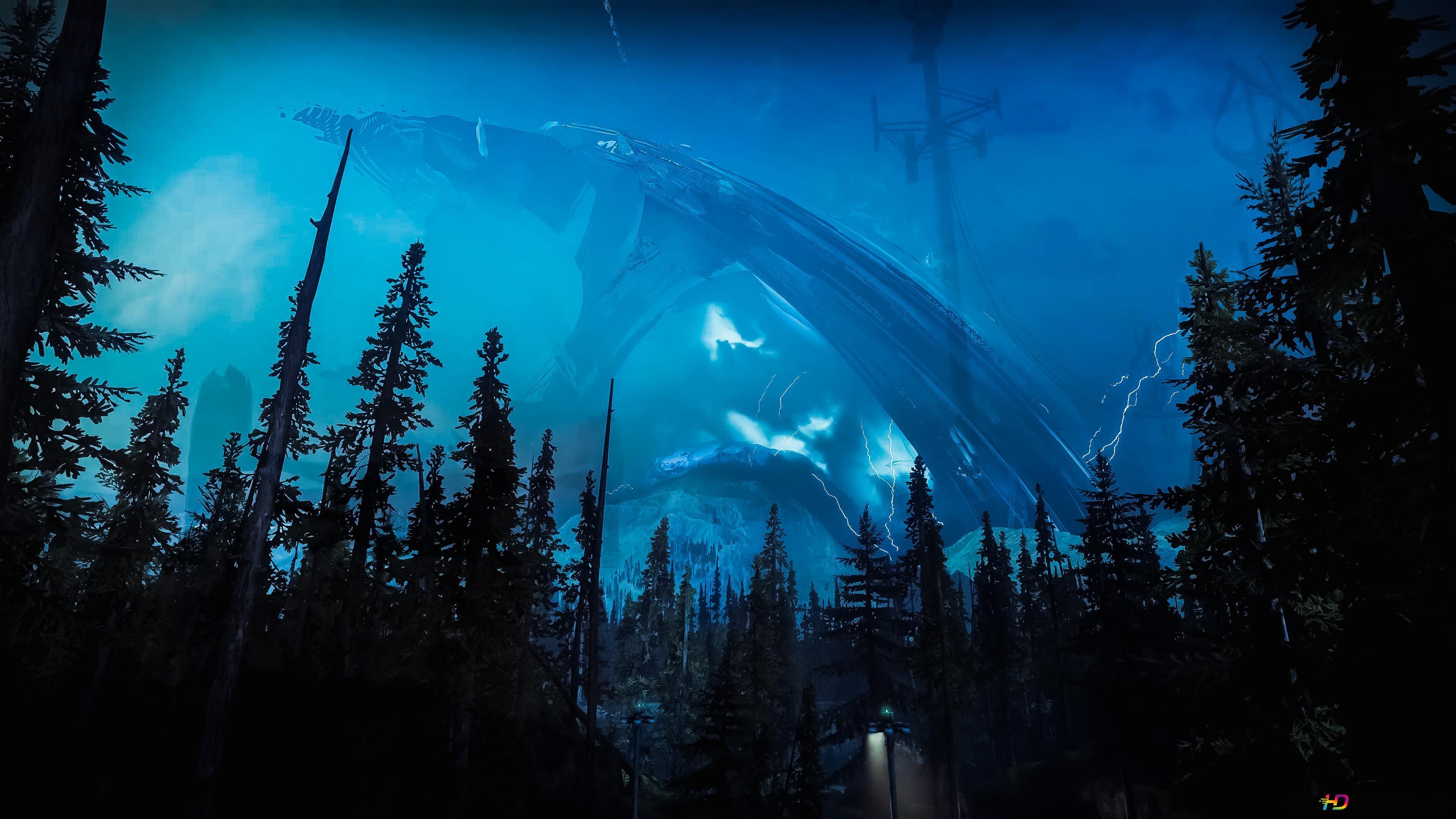 Destiny 2 Forsaken Hd Wallpaper Download