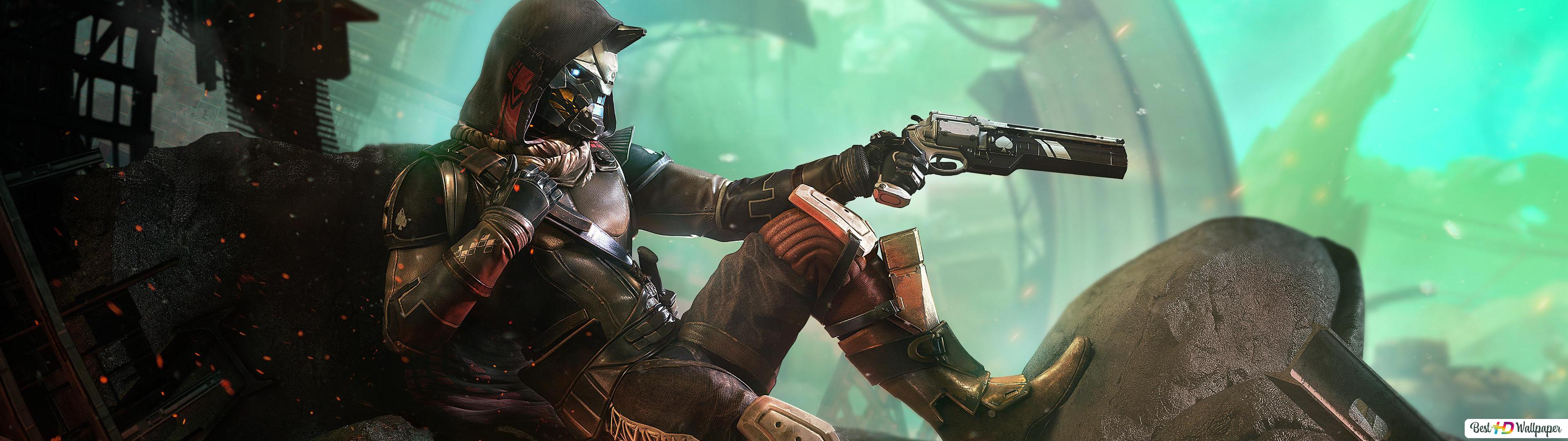 Destiny 2 Game Cayde 6 Hd Wallpaper Download