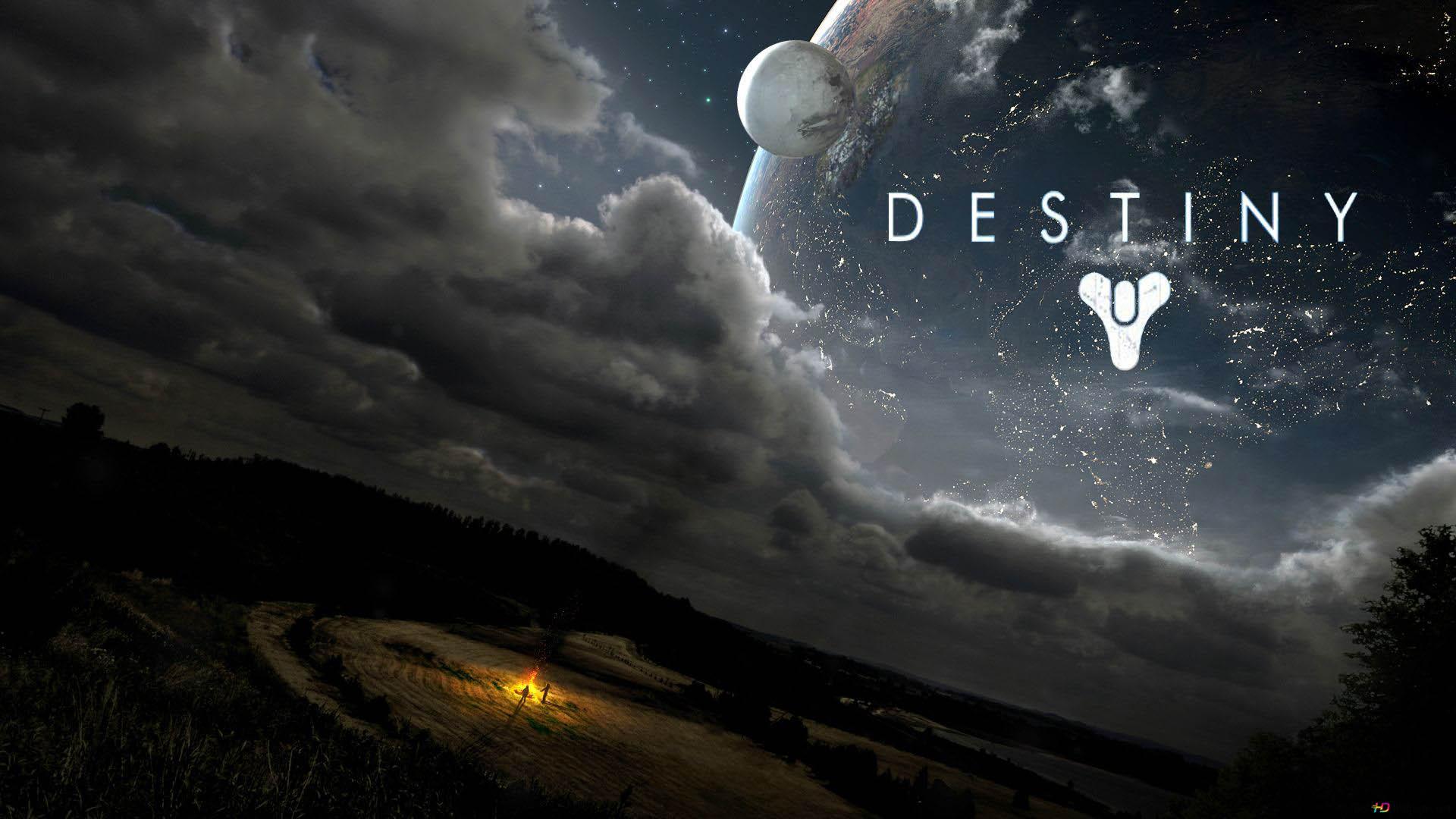 Destiny 2 Game Dream Night Hd Wallpaper Download