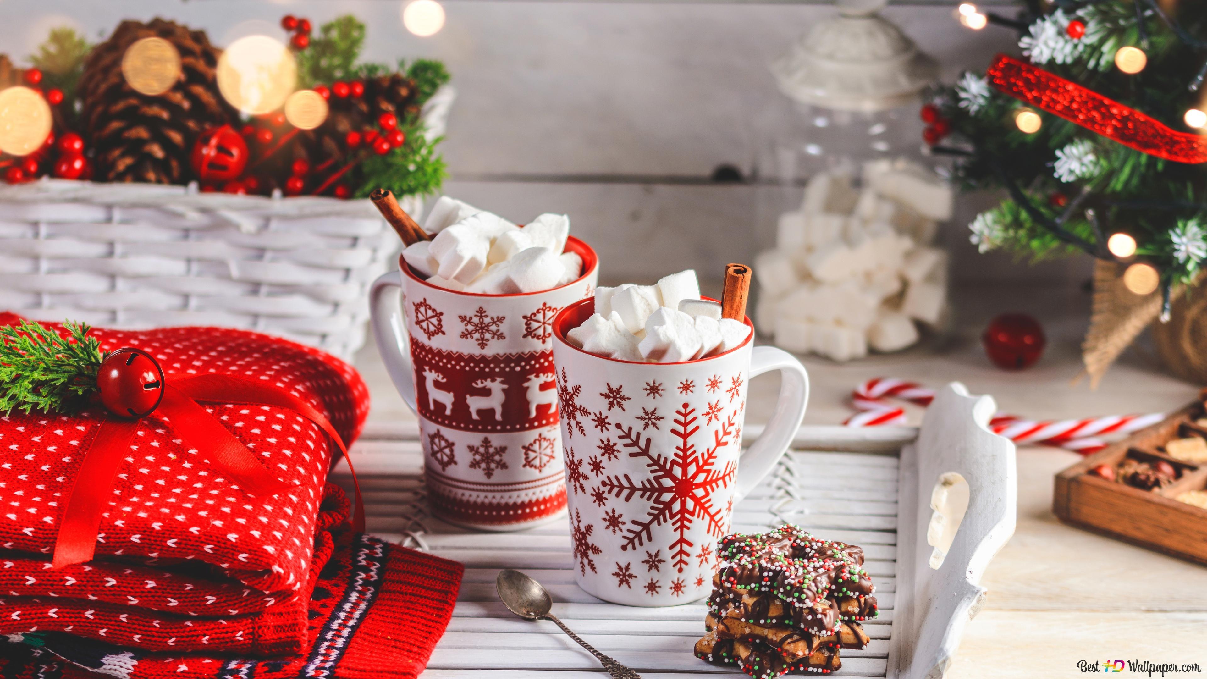 varm choklad jul
