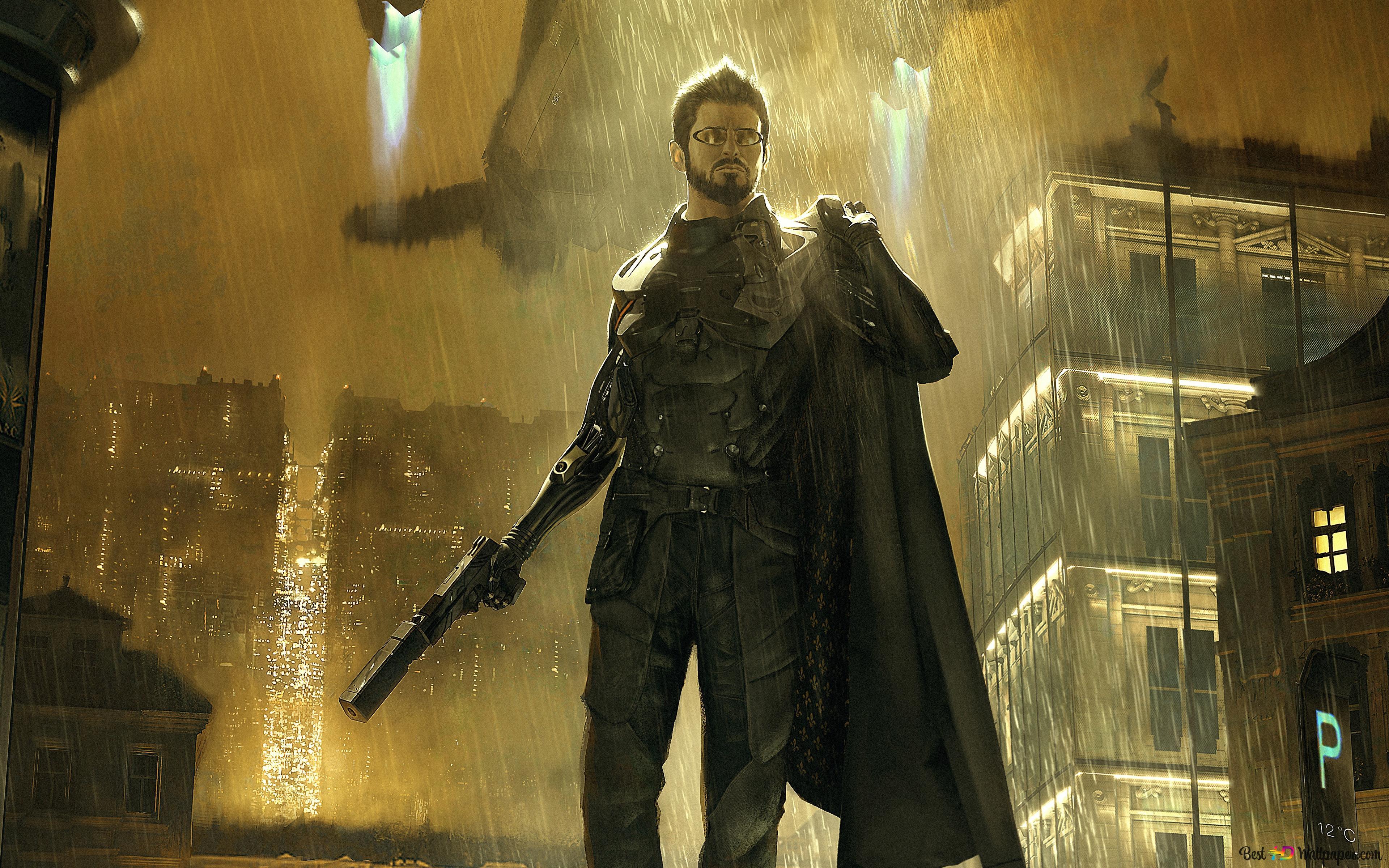 Deus Ex Mankind Divided Hd Wallpaper Download