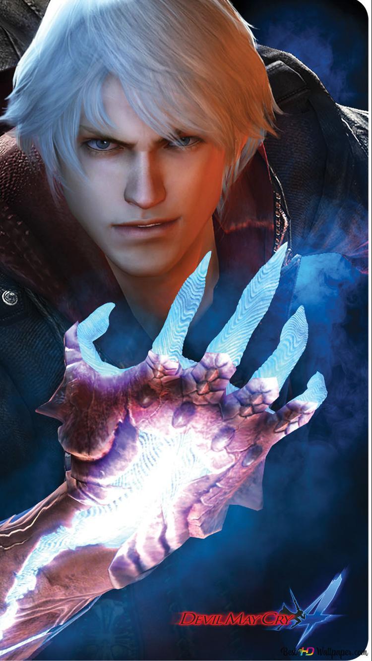 Devil May Cry 4 Dante And Nero Hd Wallpaper Download