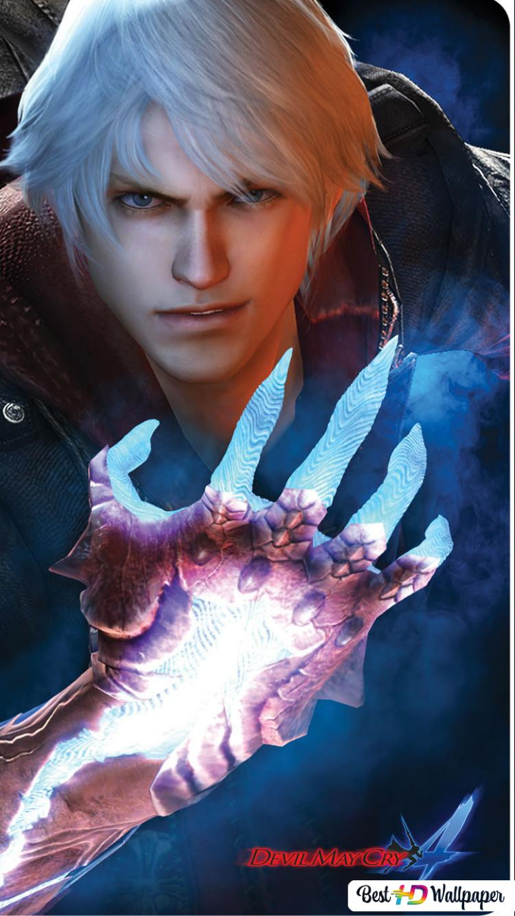 Descargar Fondo De Pantalla Devil May Cry 4 Dante Y Nero Hd