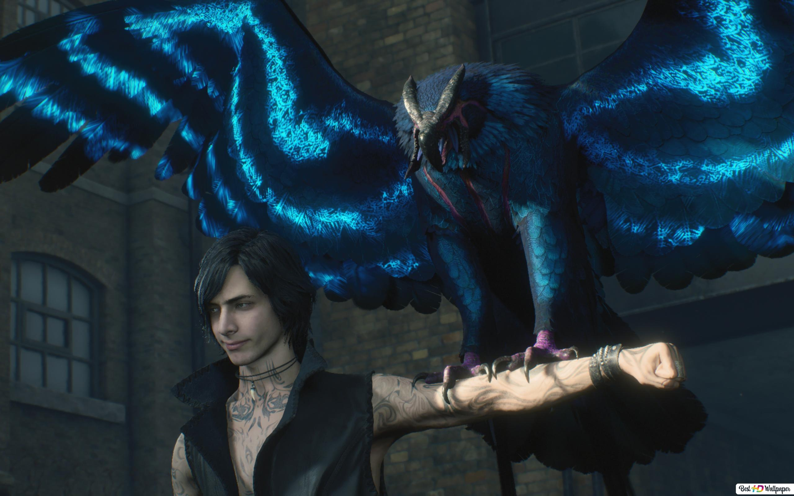 Devil May Cry 5 V Summon Hd Wallpaper Download