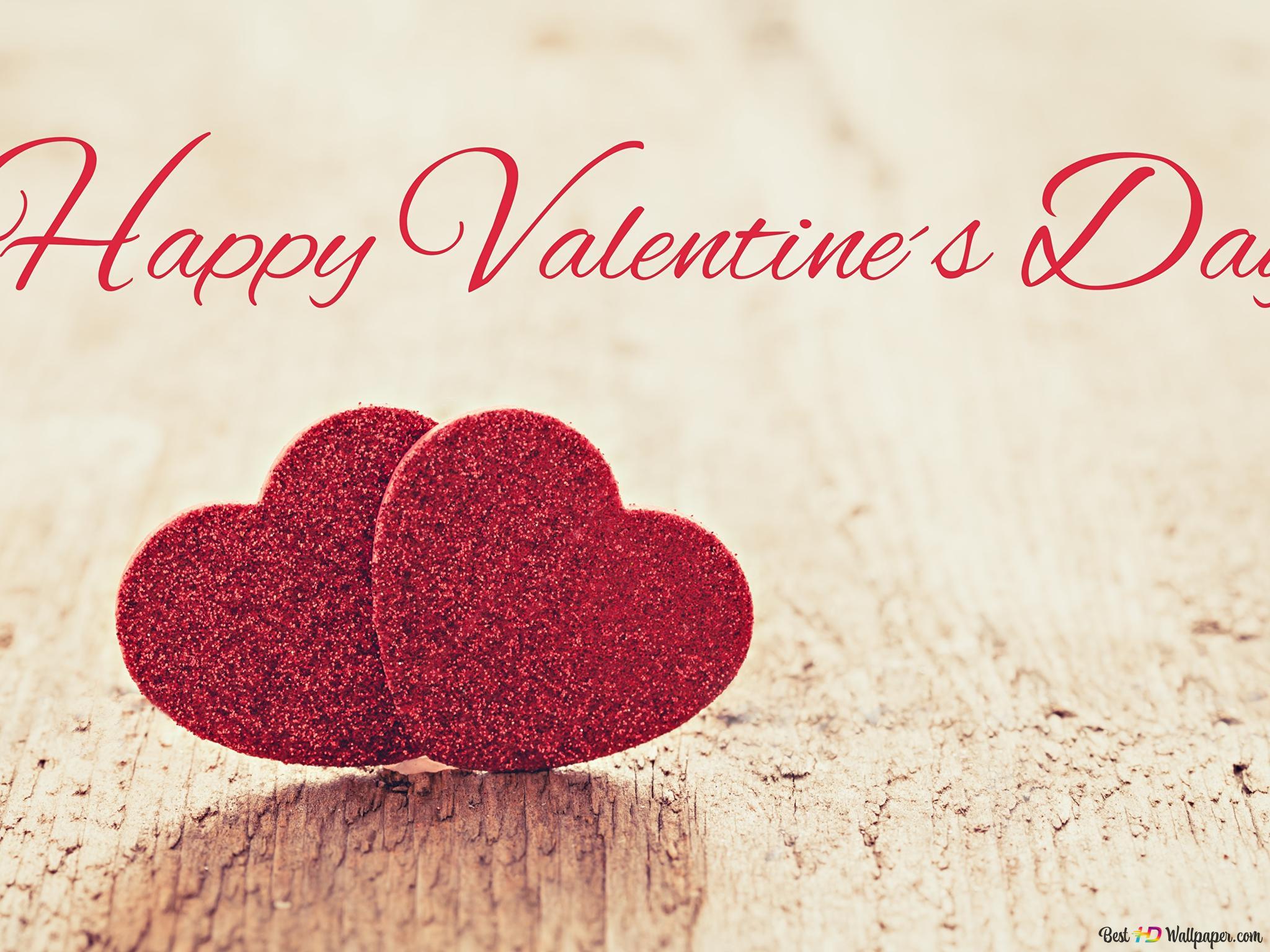 Descargar Fondo De Pantalla Día De San Valentín Corazones De Color