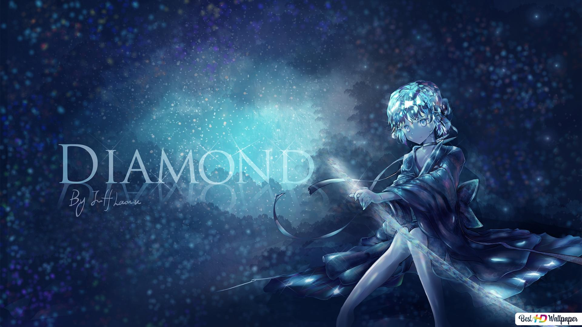 Diamond Land Of The Lustrous Hd Wallpaper Download