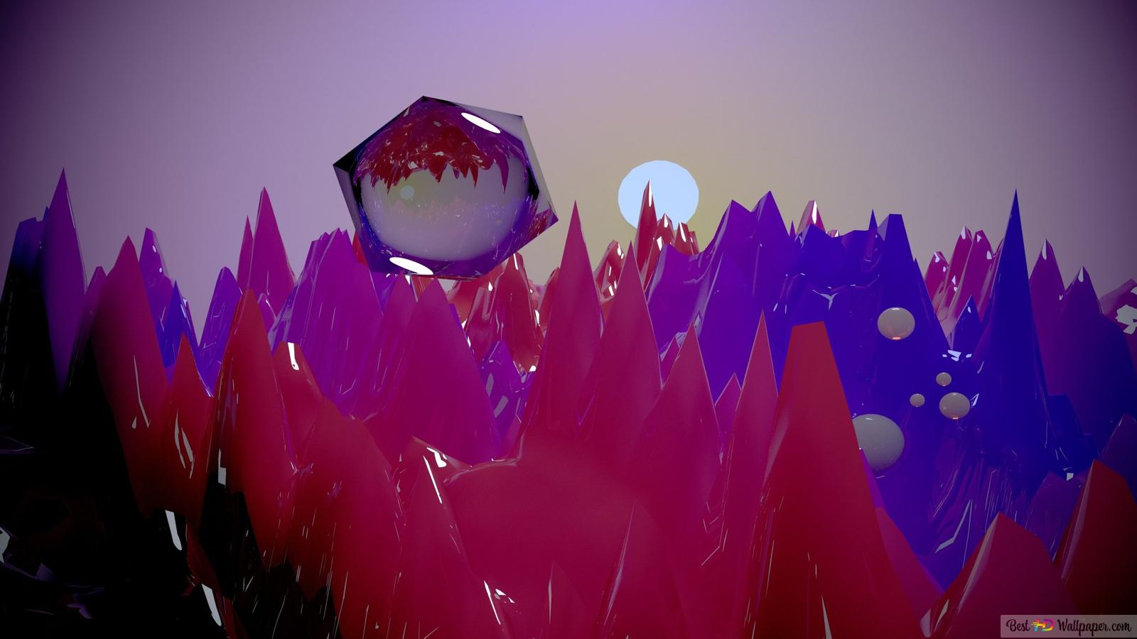 Digital Art Vaporwave Hd Wallpaper Download