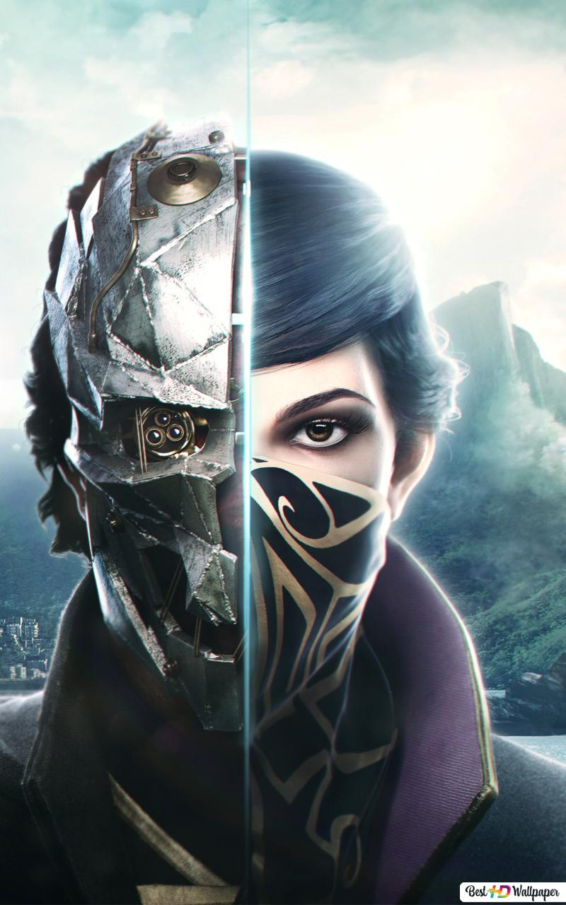 Dishonored 2 Hd Wallpaper Download