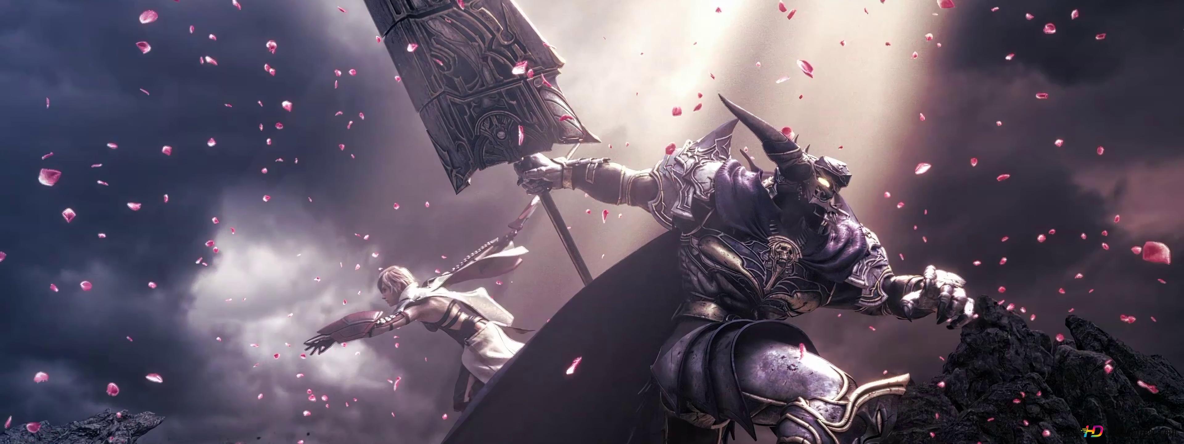 Dissidia Final Fantasy Nt Garland Hd Wallpaper Download