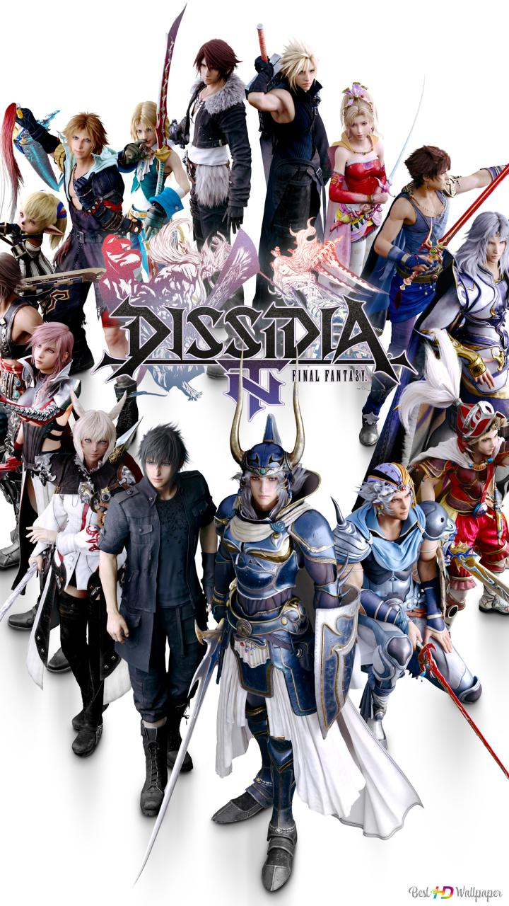 Dissidia Final Fantasy Nt Hd Wallpaper Download