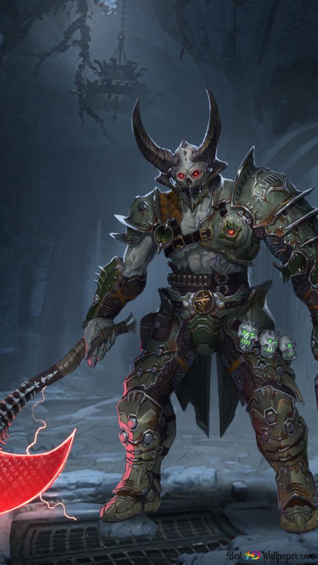 Doom Eternal Hd Wallpaper Download