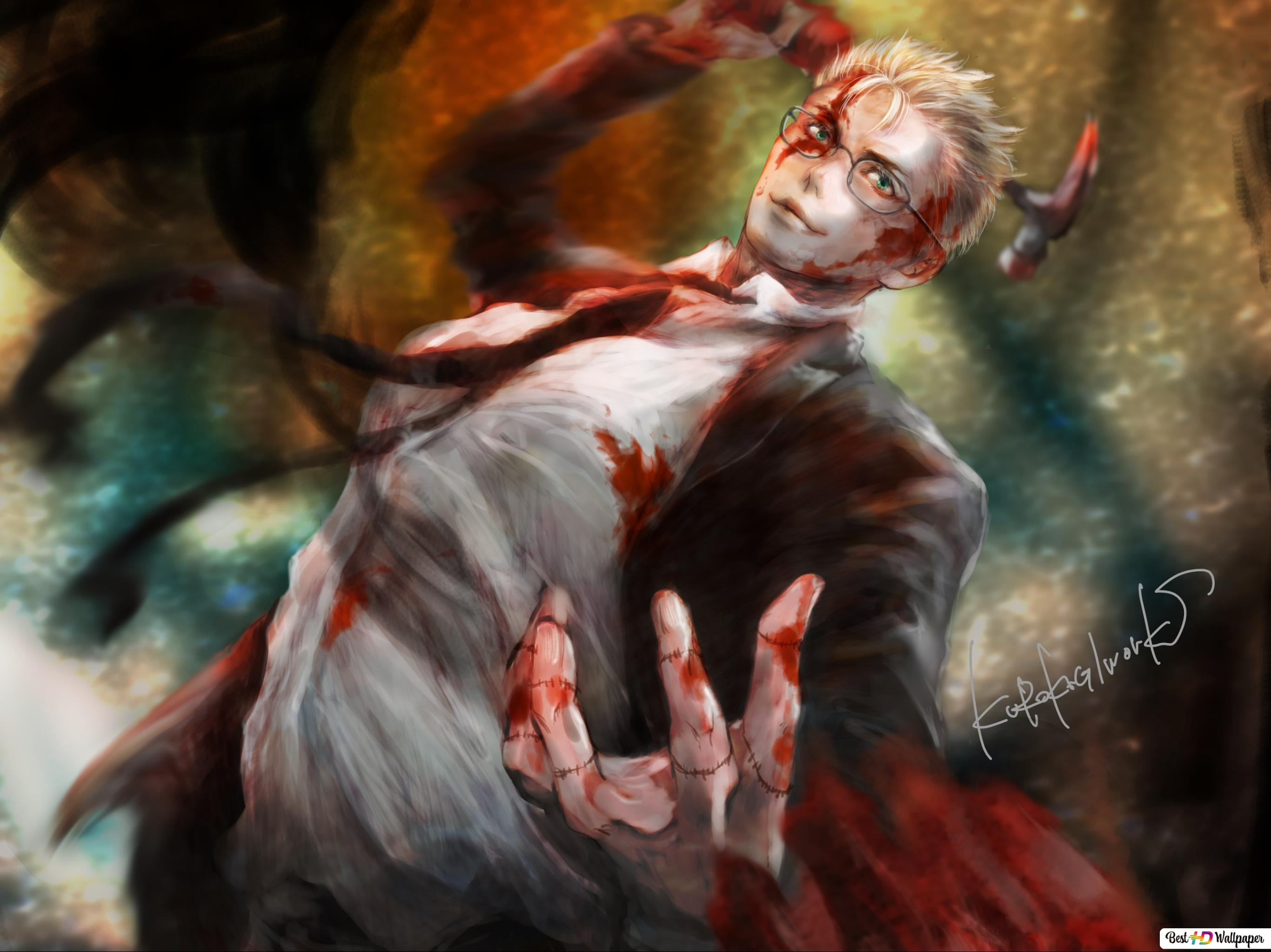 Dorohedoro Anime Wallpaper Hd Wallpaper Download