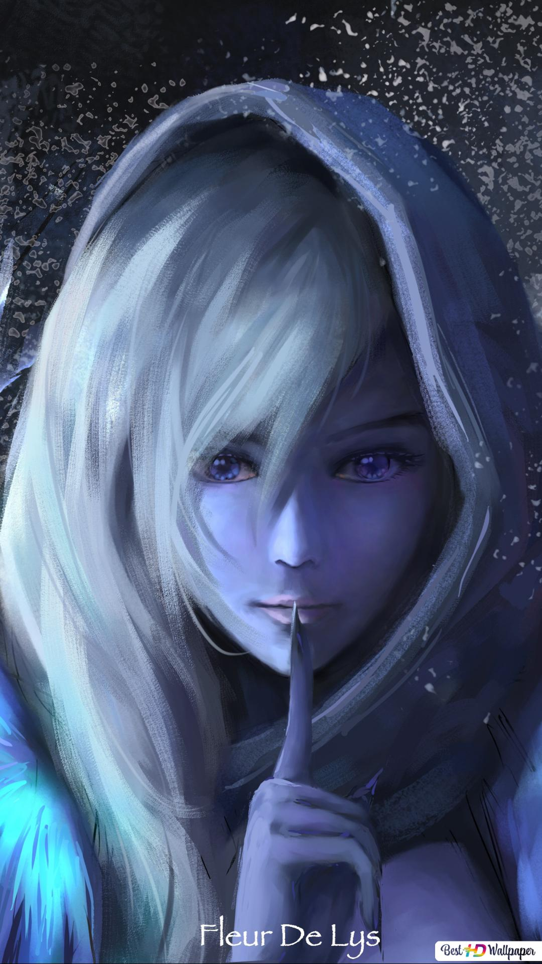 Dota 2 Drow Ranger Hd Wallpaper Download