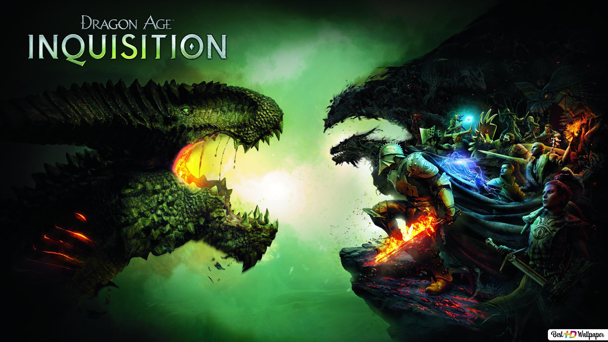 Dragon Age Inquisition Game Hd Wallpaper Download