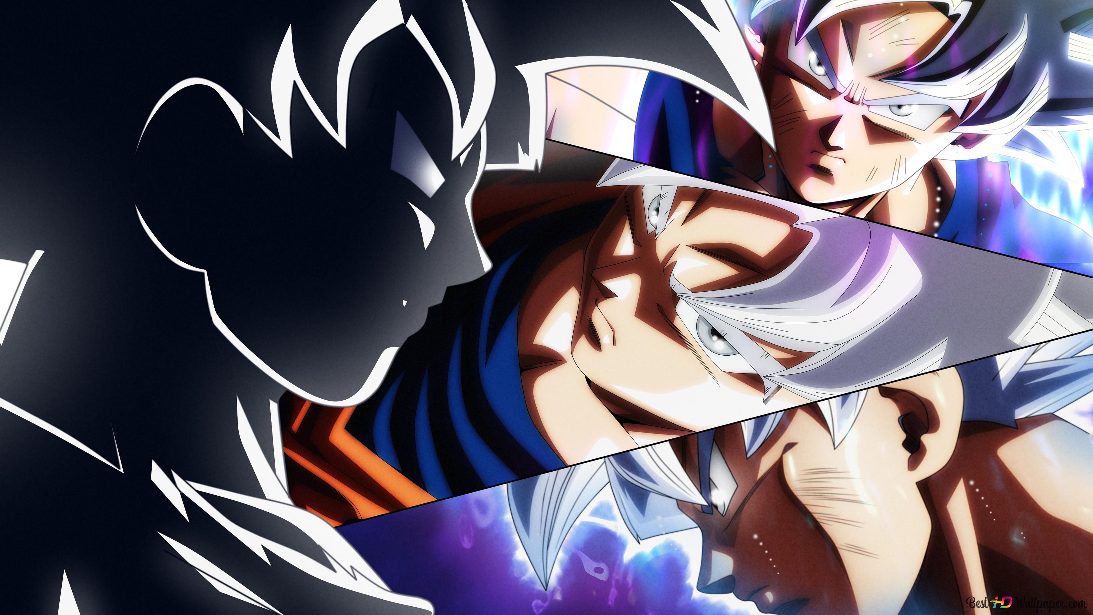 Dragon ball - goku HD wallpaper download