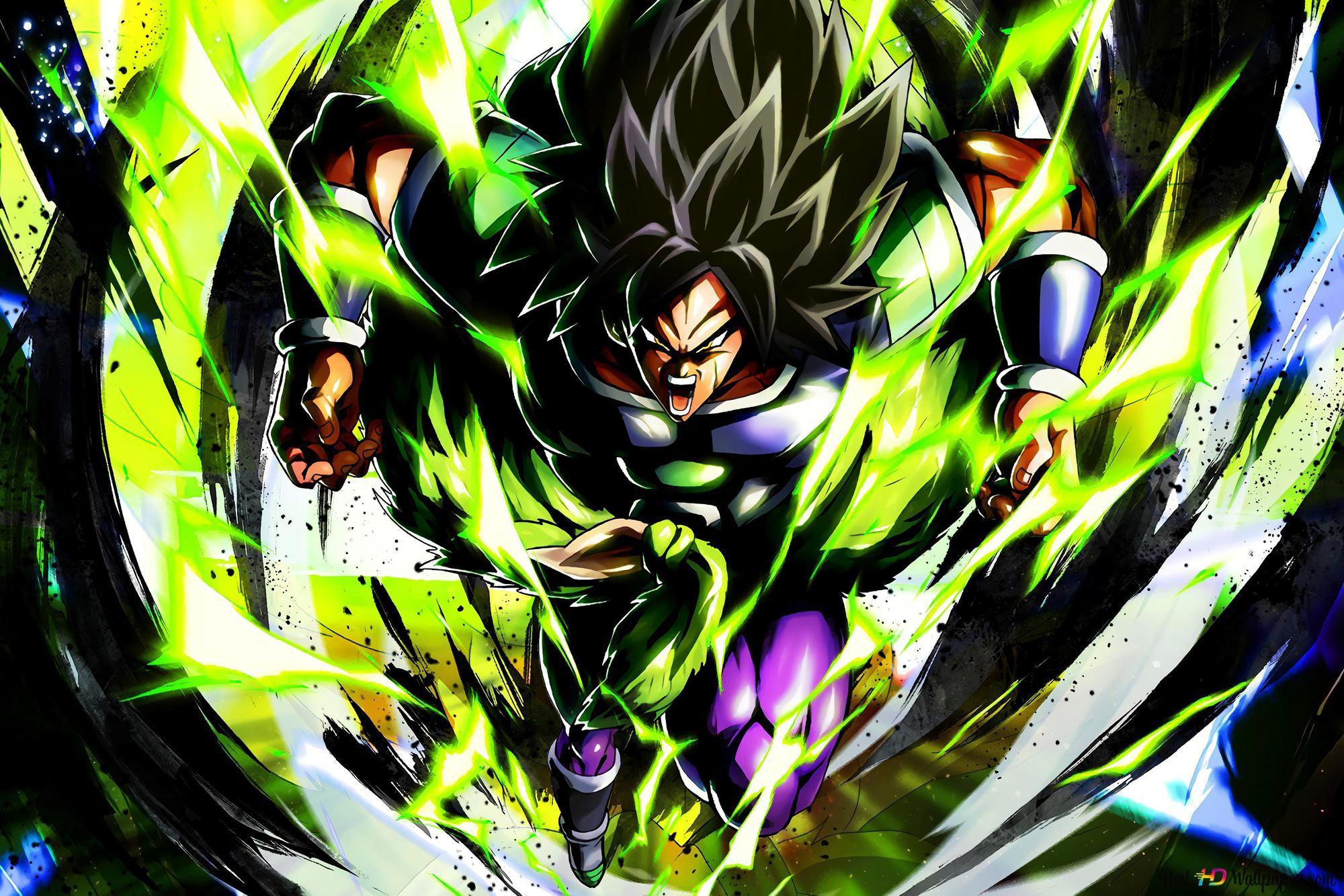 Dragon Ball Super Broly Movie - Broly HD wallpaper download