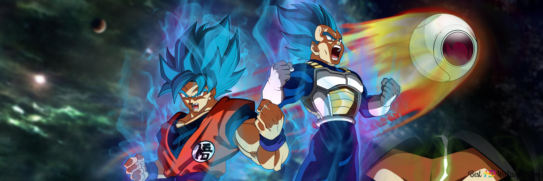 Dragon Ball Super Broly Movie - Goku