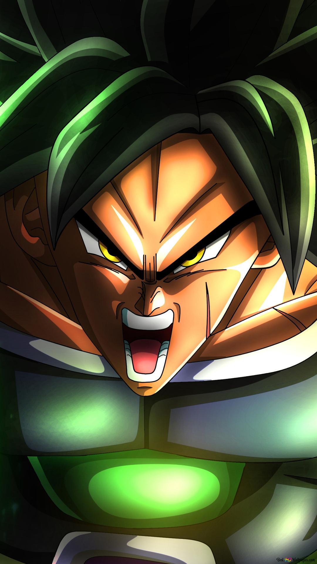 Dragon Ball Super Broly Hd Hintergrundbilder Herunterladen