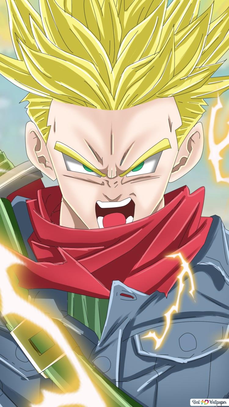 Trunks Wallpaper Iphone New Wallpapers