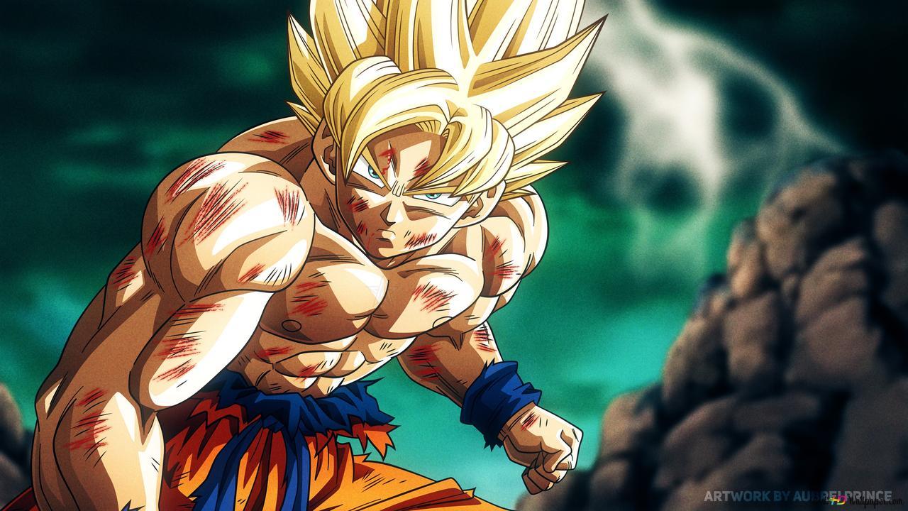 Dragon Ball Super - Goku 4k Tải xuống hình nền HD