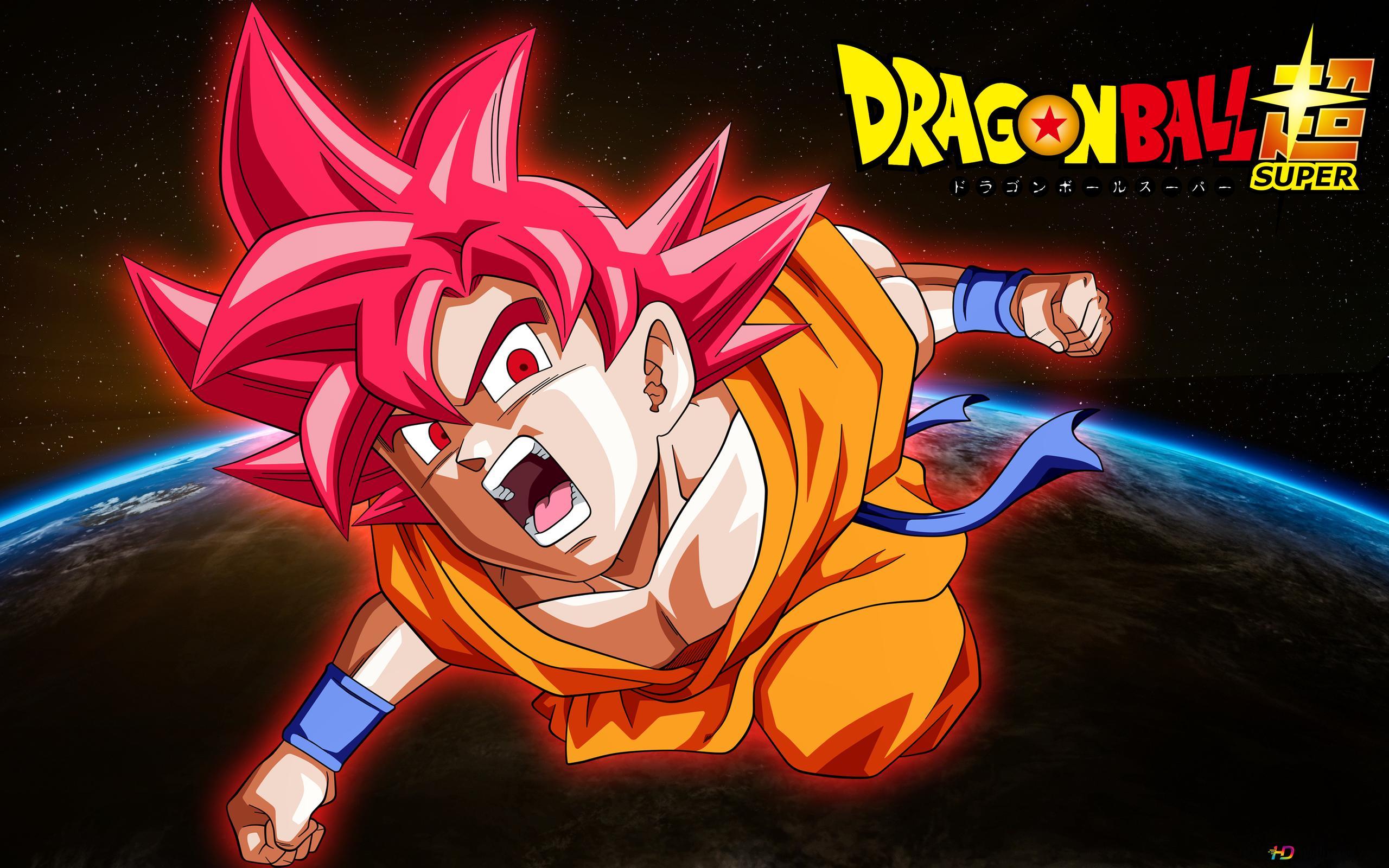 Dragon Ball Super Goku HD Wallpaper Download