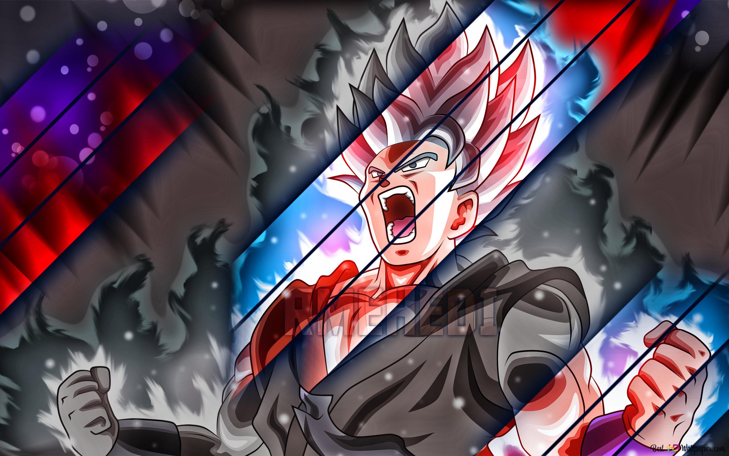 Dragon Ball Super Instinct Ultra Goku Hd Fond D Ecran Telecharger