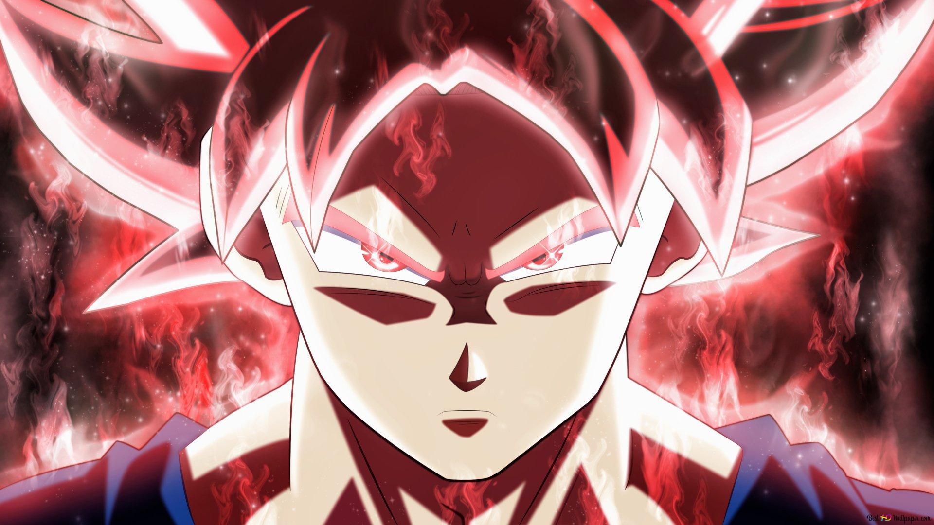 Dragon Ball Super Super Goku Hd Wallpaper Download