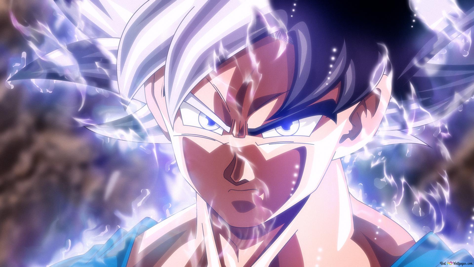 Dragon Ball Super Hd Hintergrundbilder Herunterladen