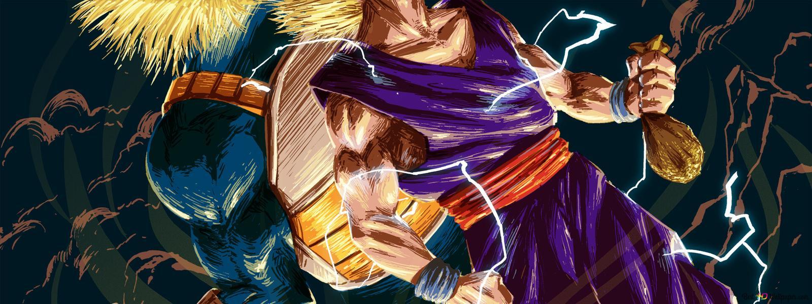 Dragon Ball Z Gohan Trunks Hd Wallpaper Download