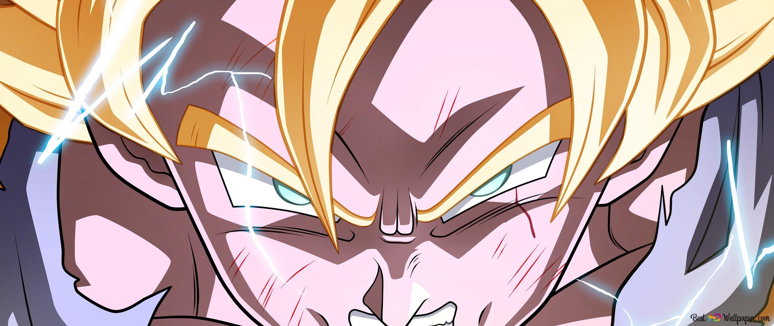 Dragon Ball Z Goku Hd Wallpaper Download