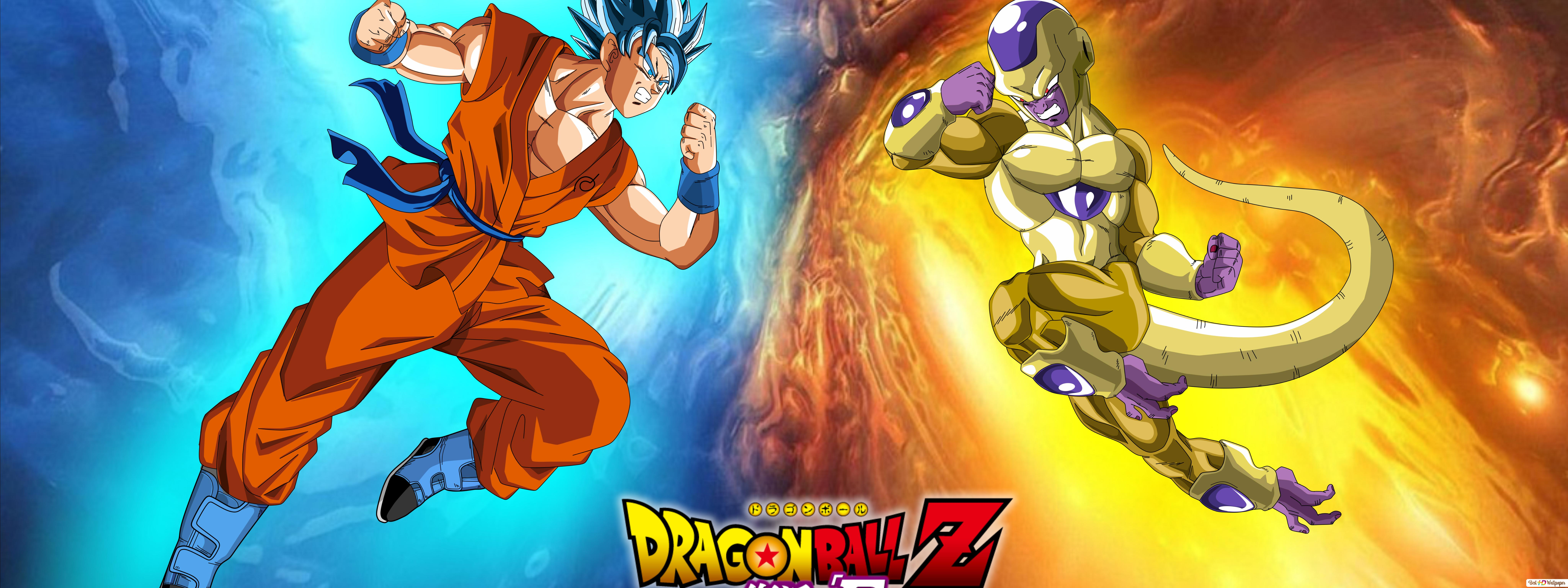 Dragon Ball Z The Resurrection Of Freeza Hd Wallpaper Download